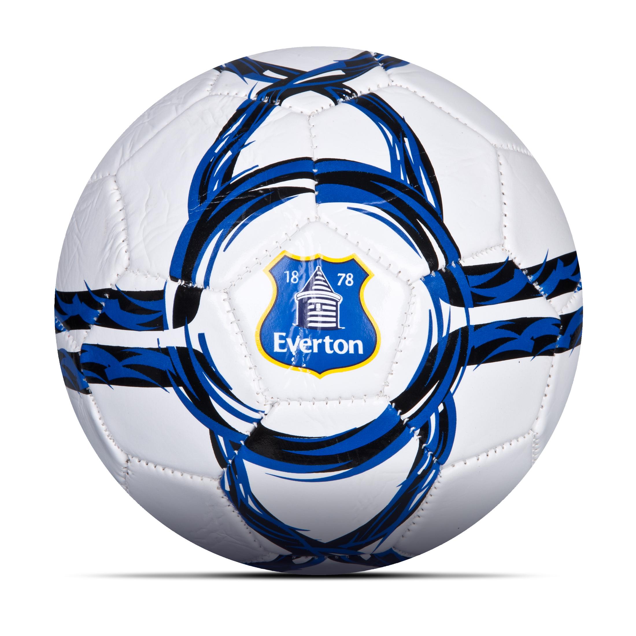 Everton Core Football - Size 2 - White