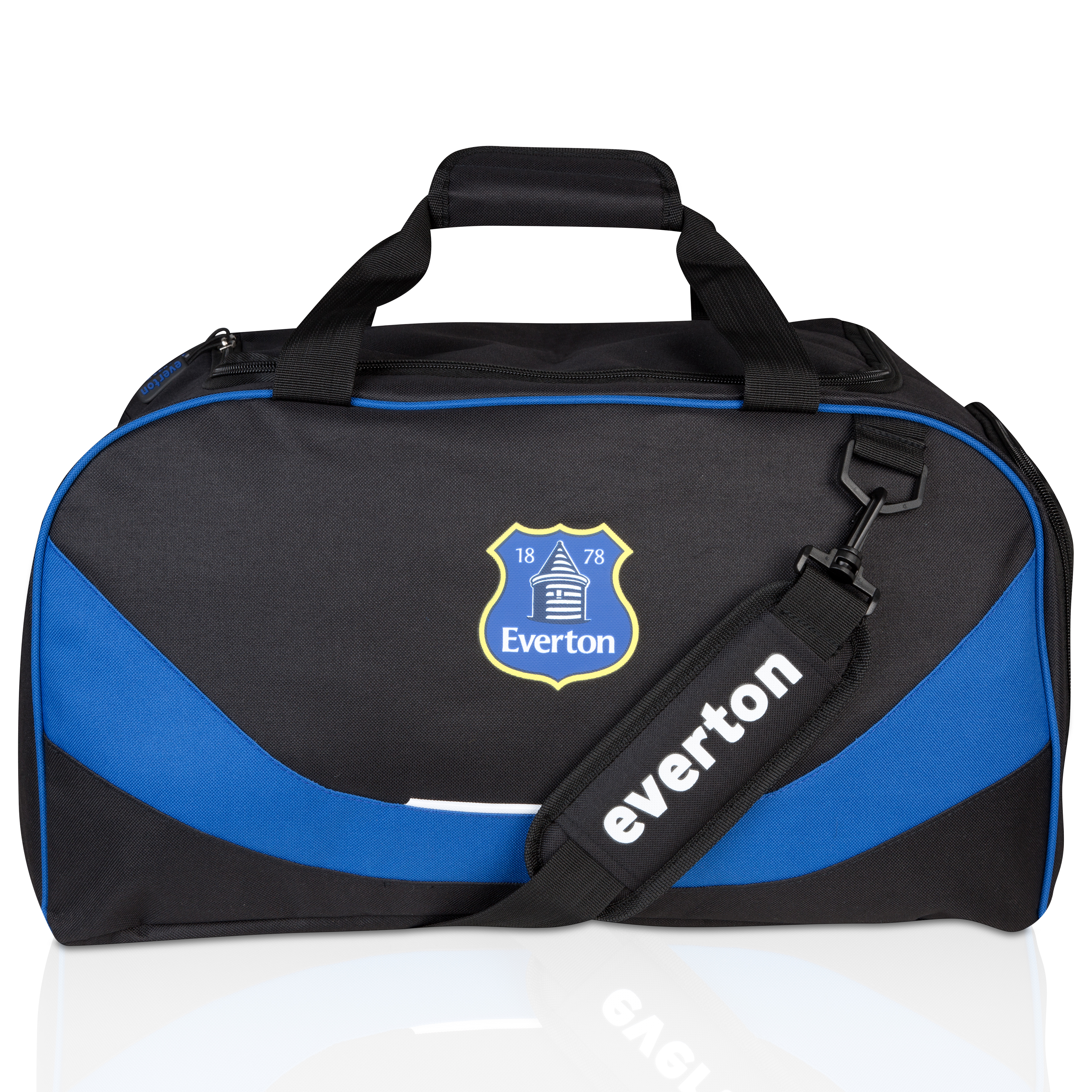 Everton Core Holdall - Black