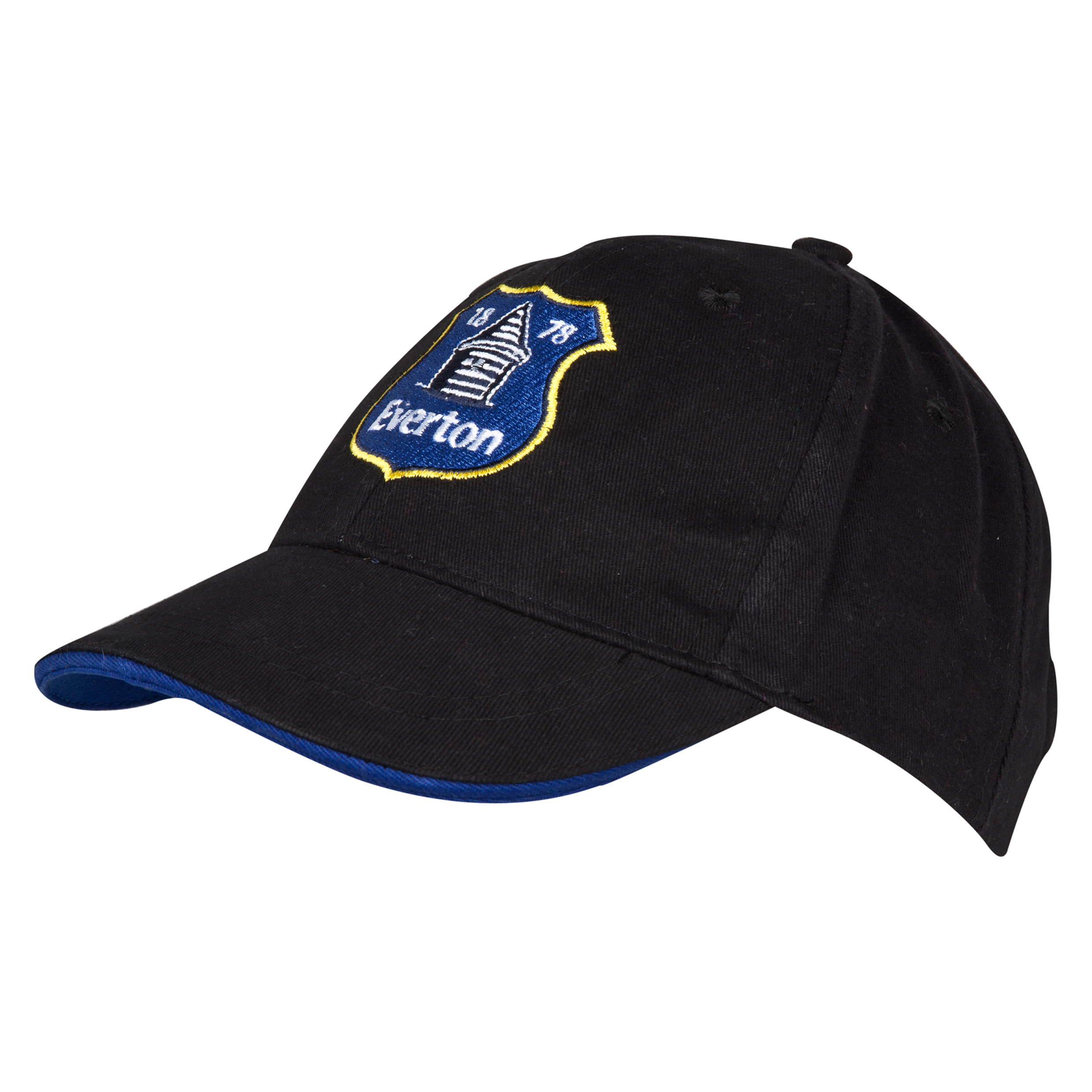 Everton Core Cap - Black