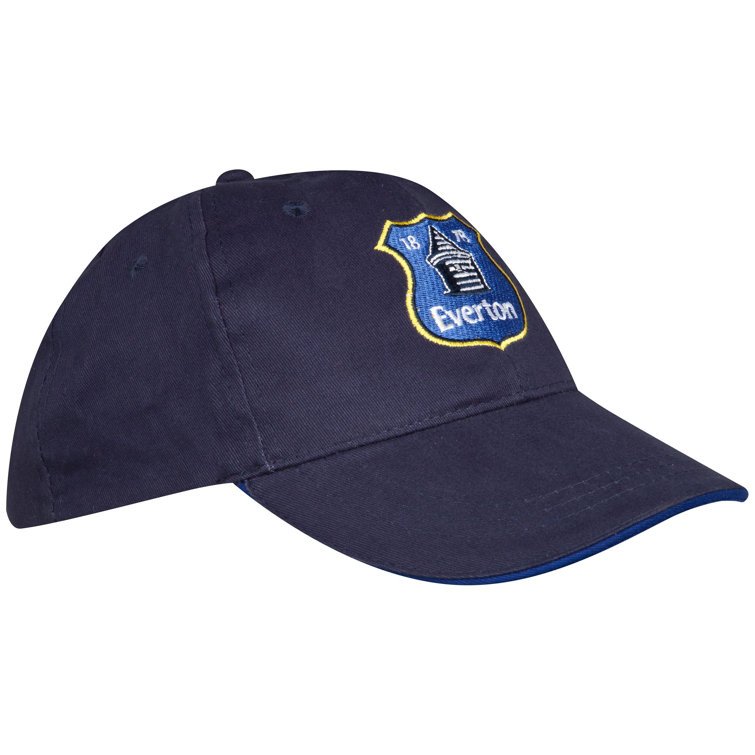 Everton Core Cap - Royal