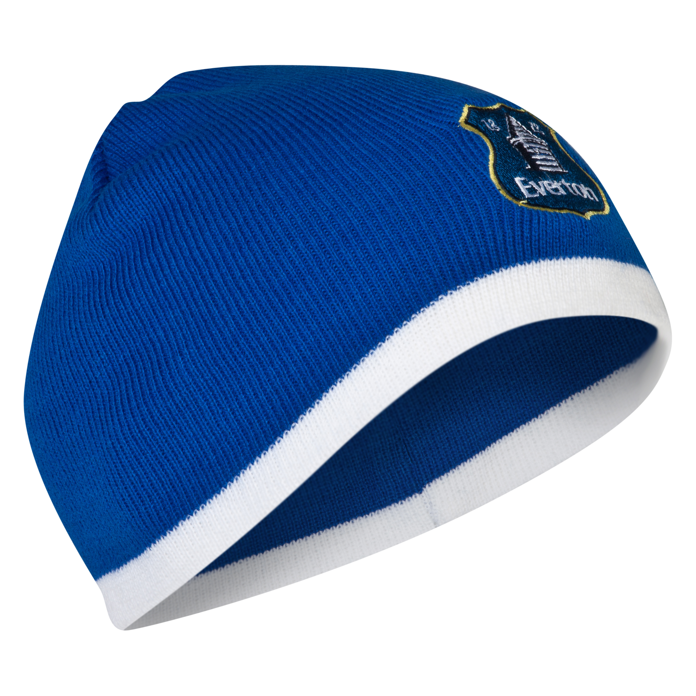 Everton Core Beanie Hat - Royal