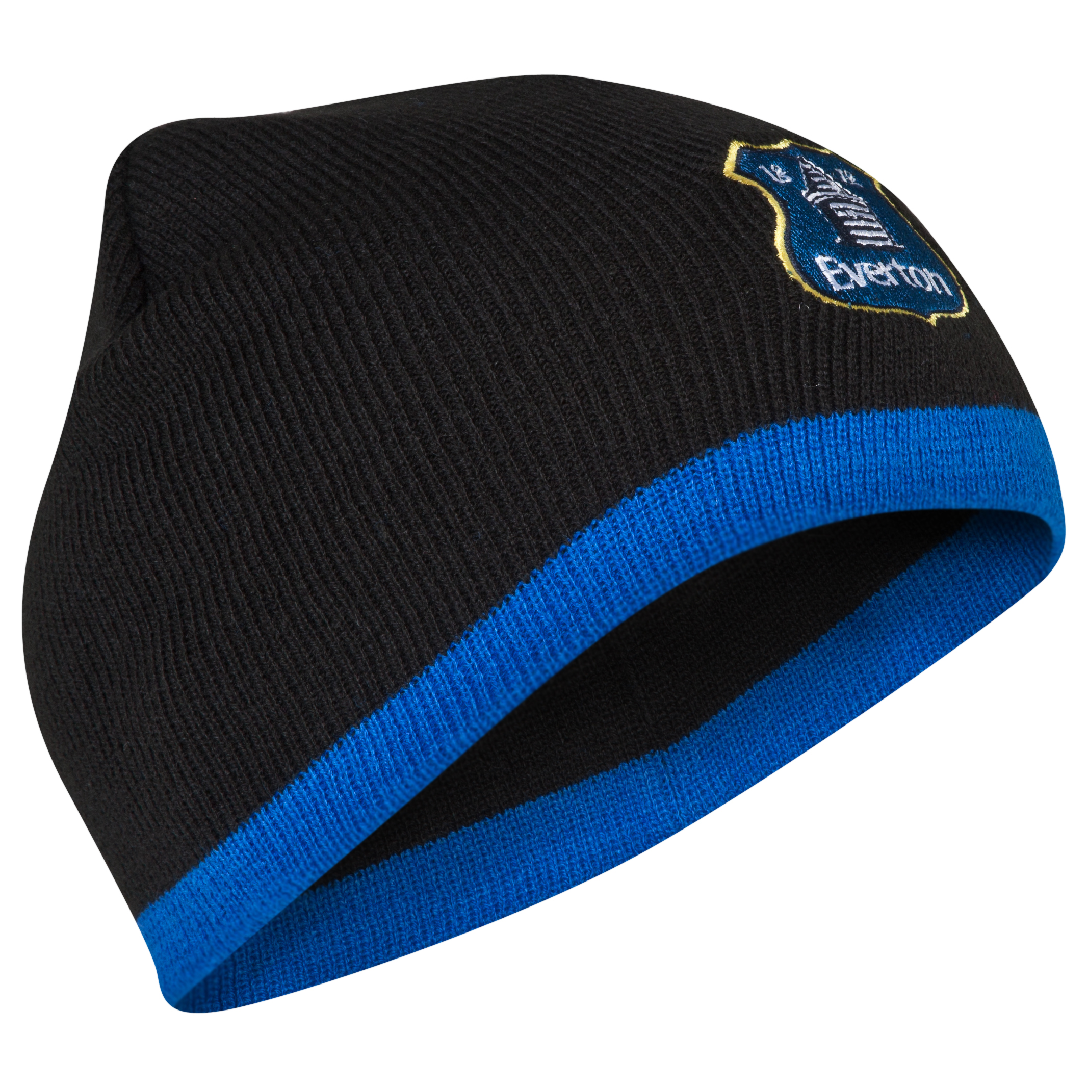 Everton Core Beanie Hat - Black