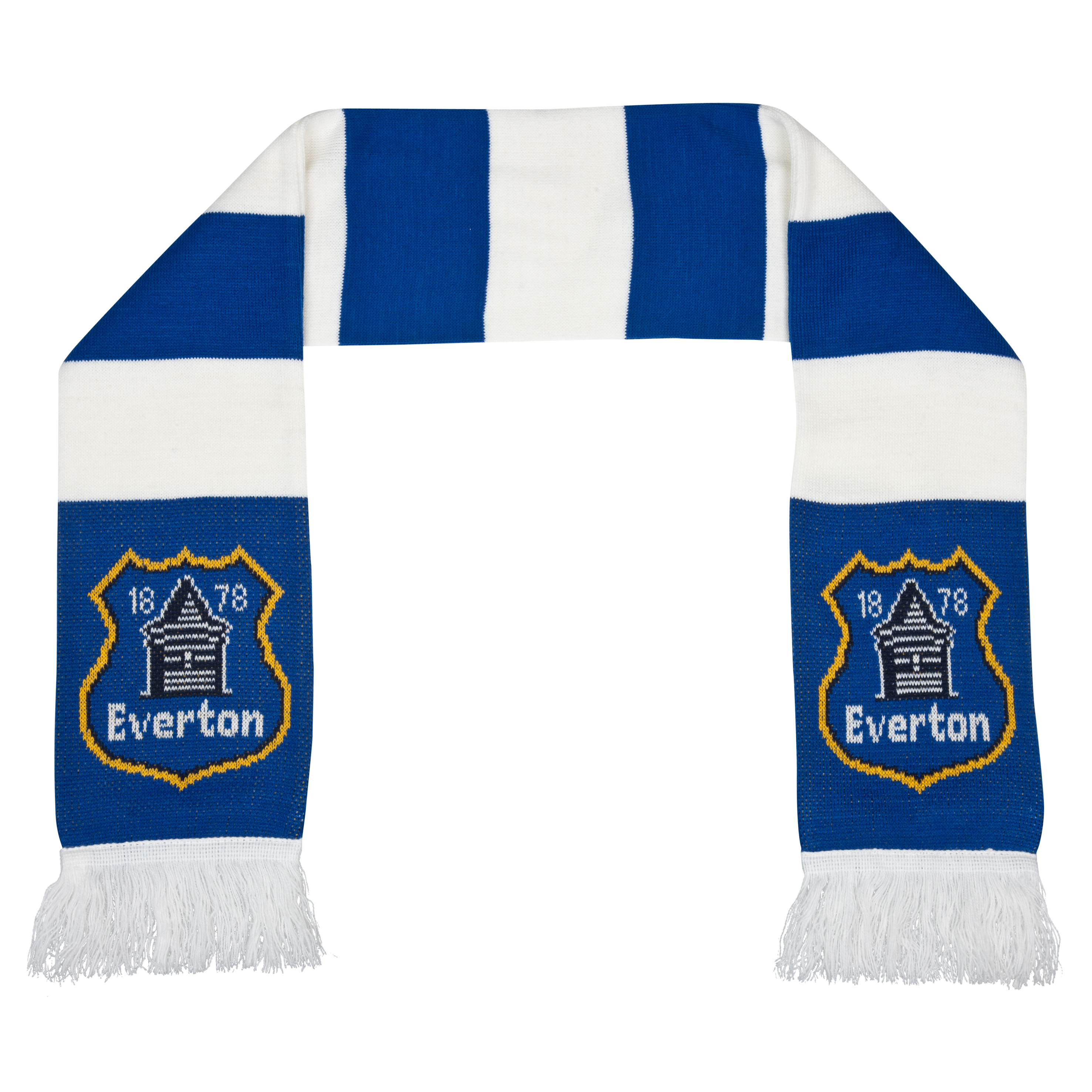 Everton Core Classic Bar Scarf