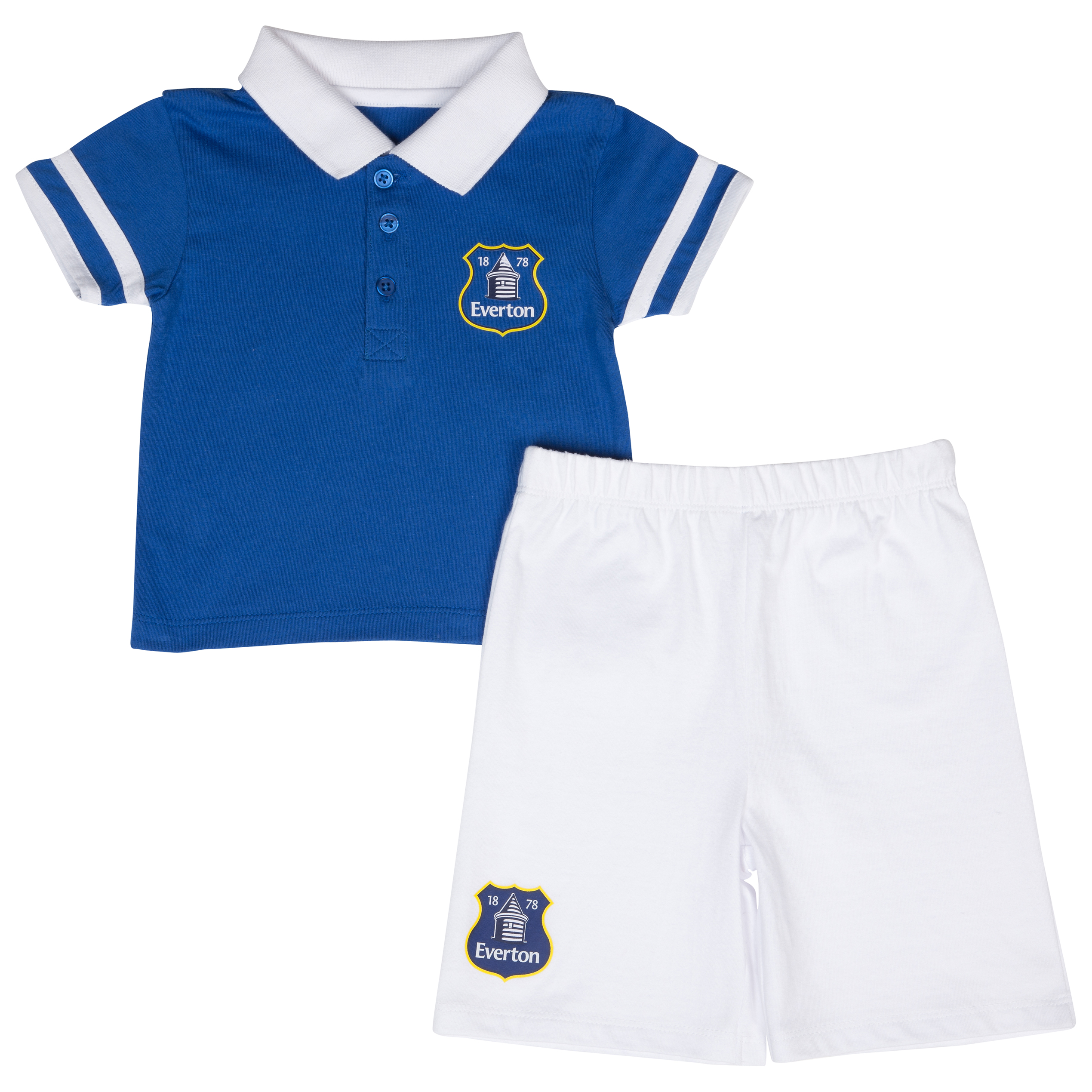 Everton 13/14 Kit Pyjama - Blue - Baby