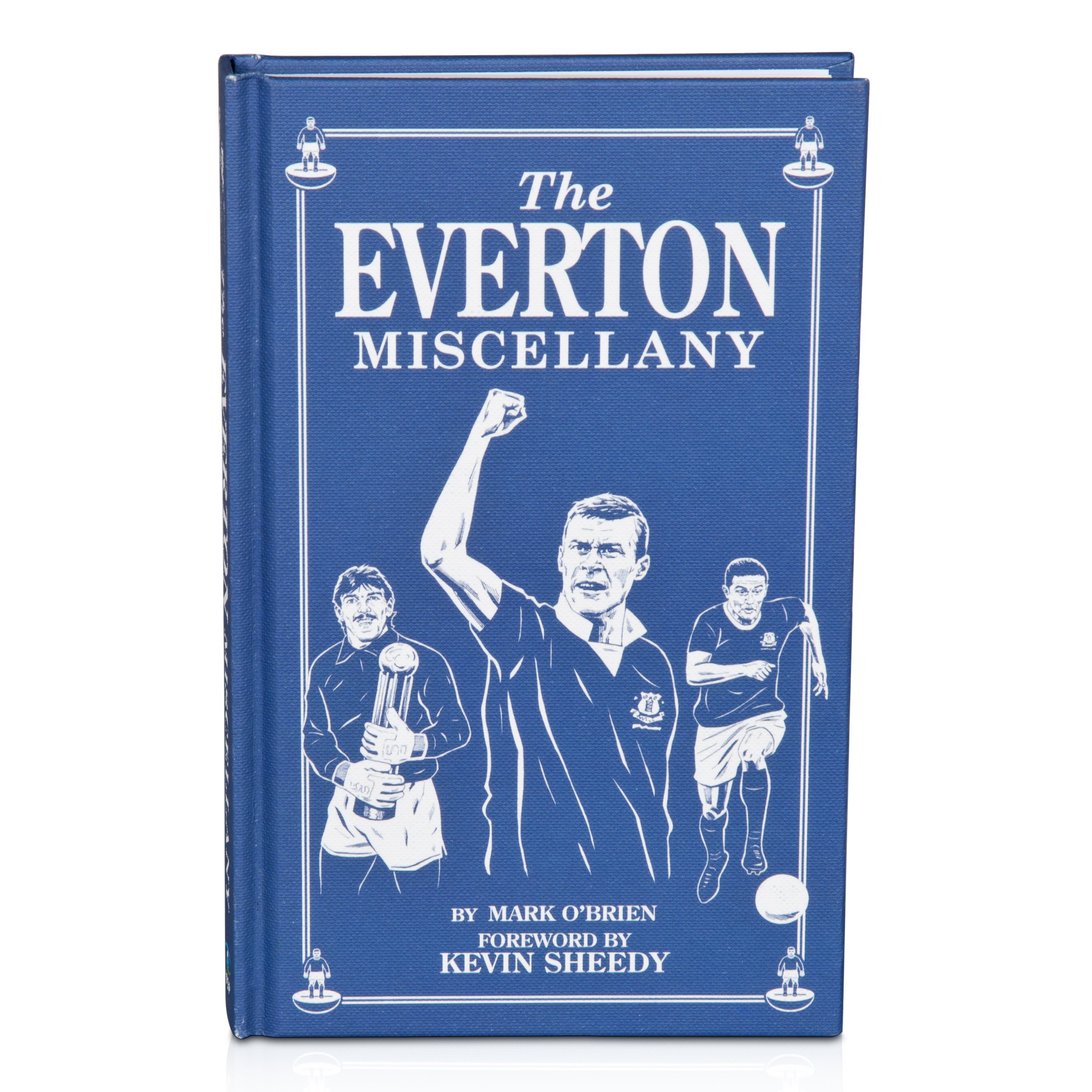 Everton Miscellany Book