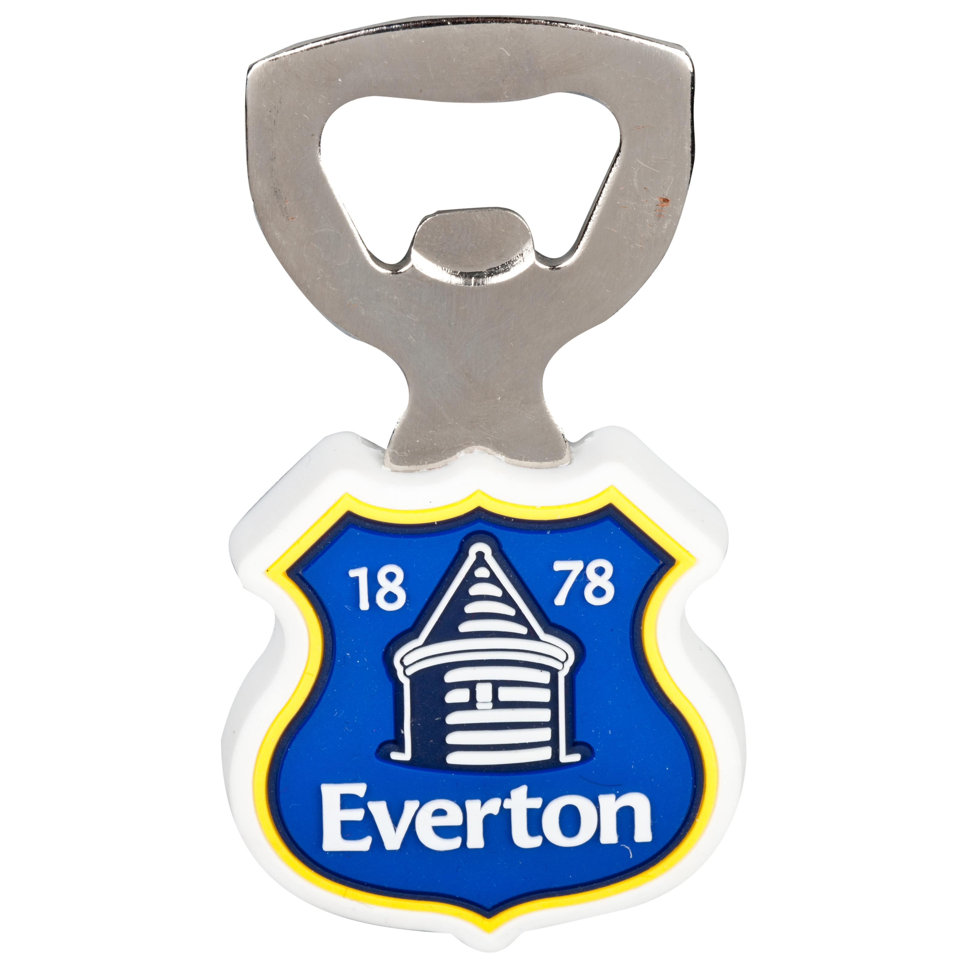 Everton Fridge Magnet Bottle Opener