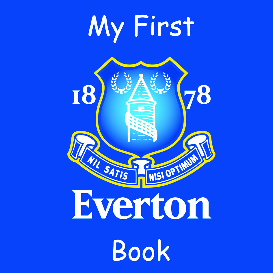 Everton My First EFC Book