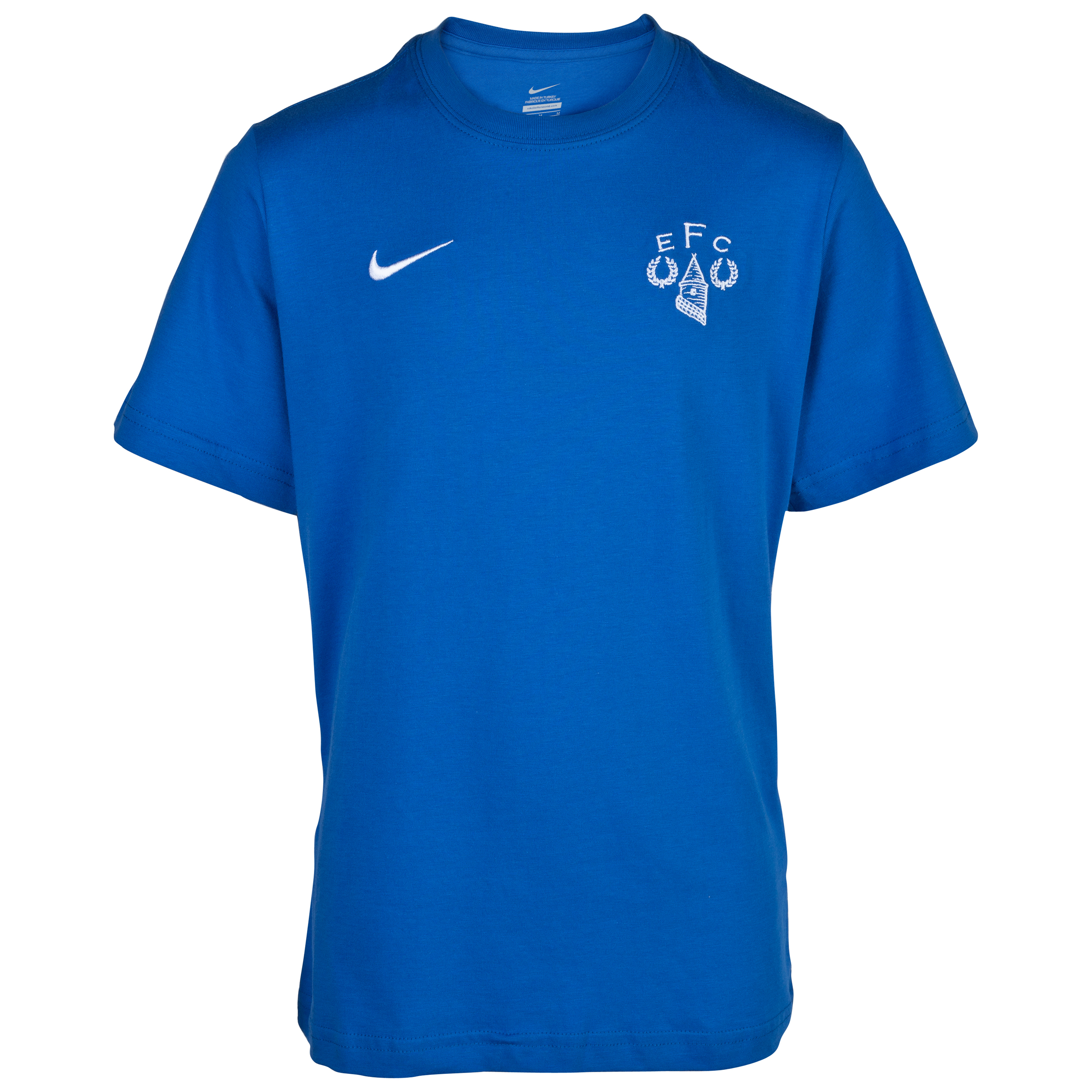 Everton Heritage T-Shirt - Junior Royal Blue