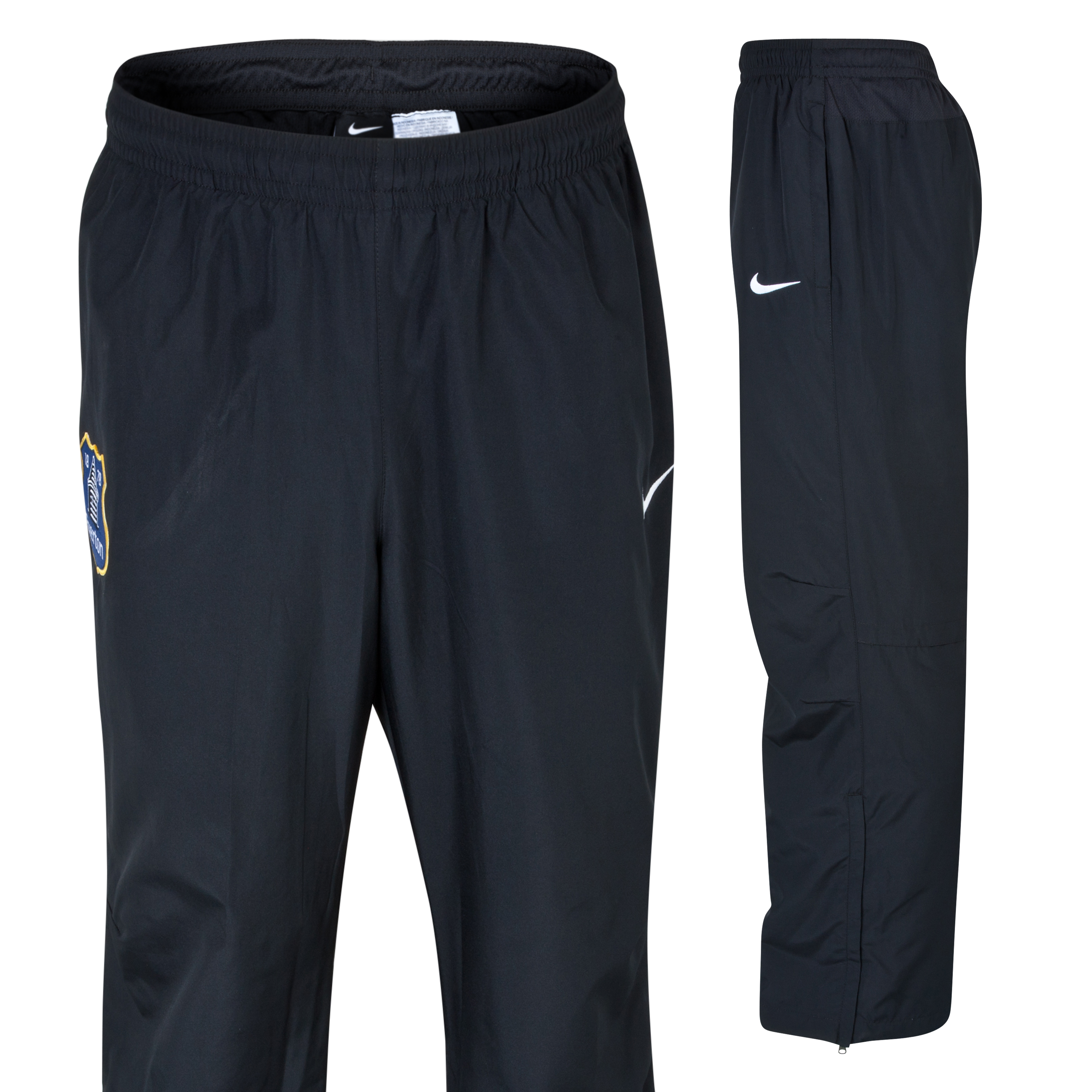 Everton Sideline Track Pant - Junior Black