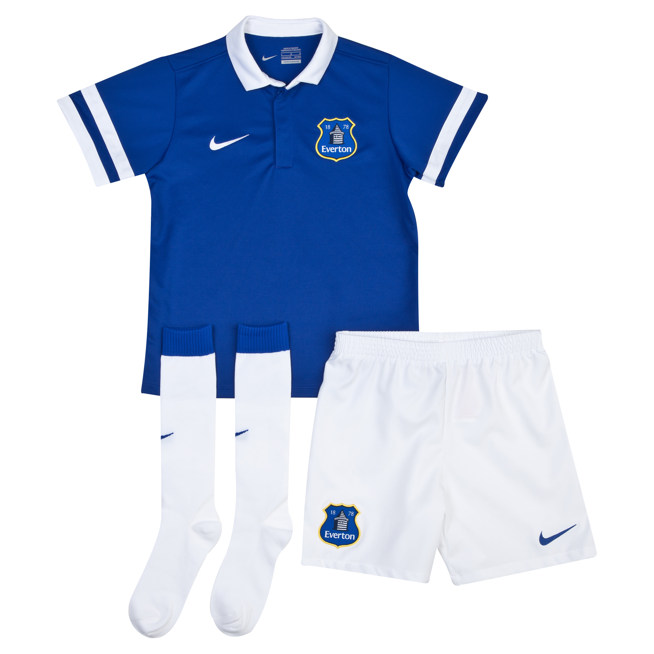Everton Home Infant Kit 2013/14 Blue