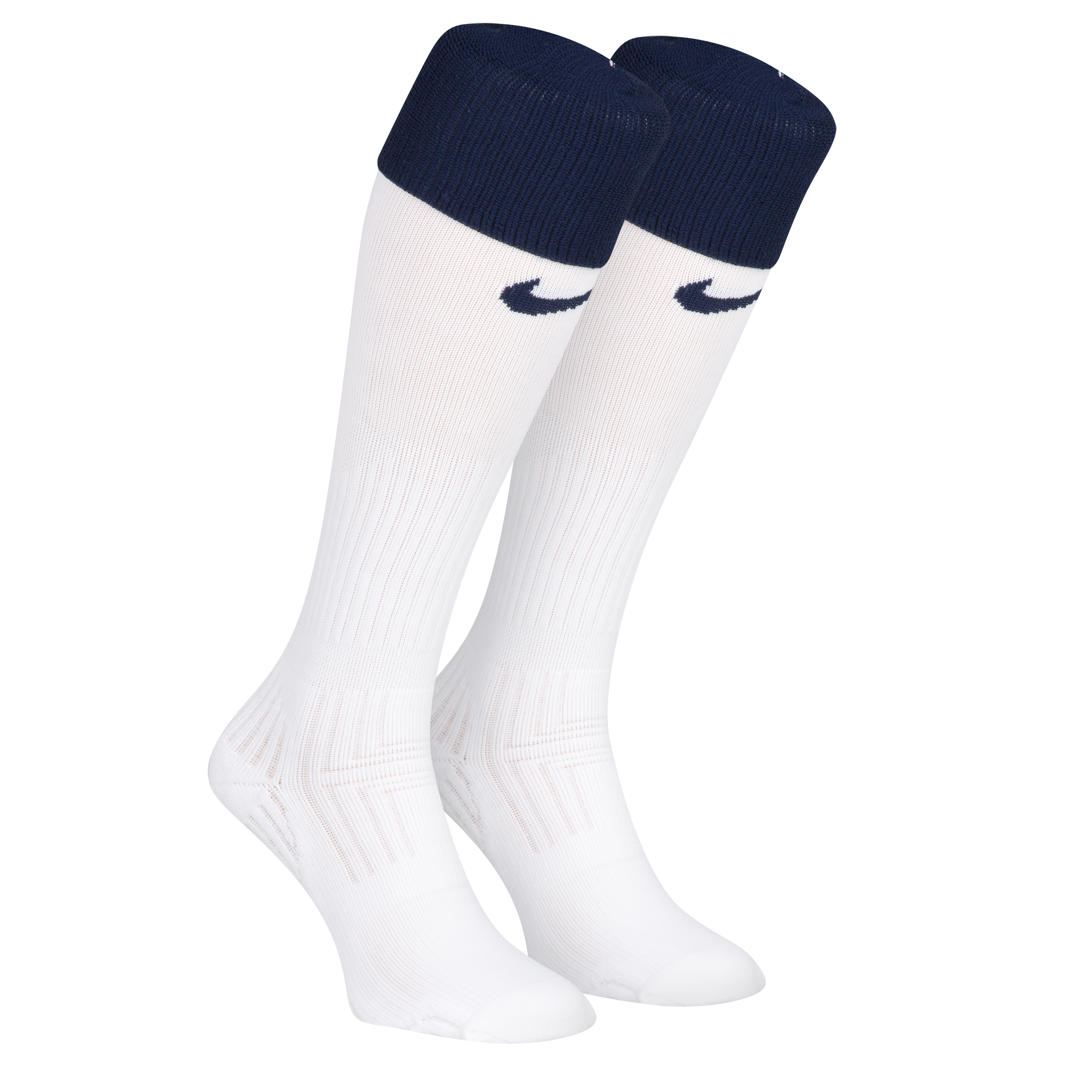 Everton 3rd Sock 2013/14 White