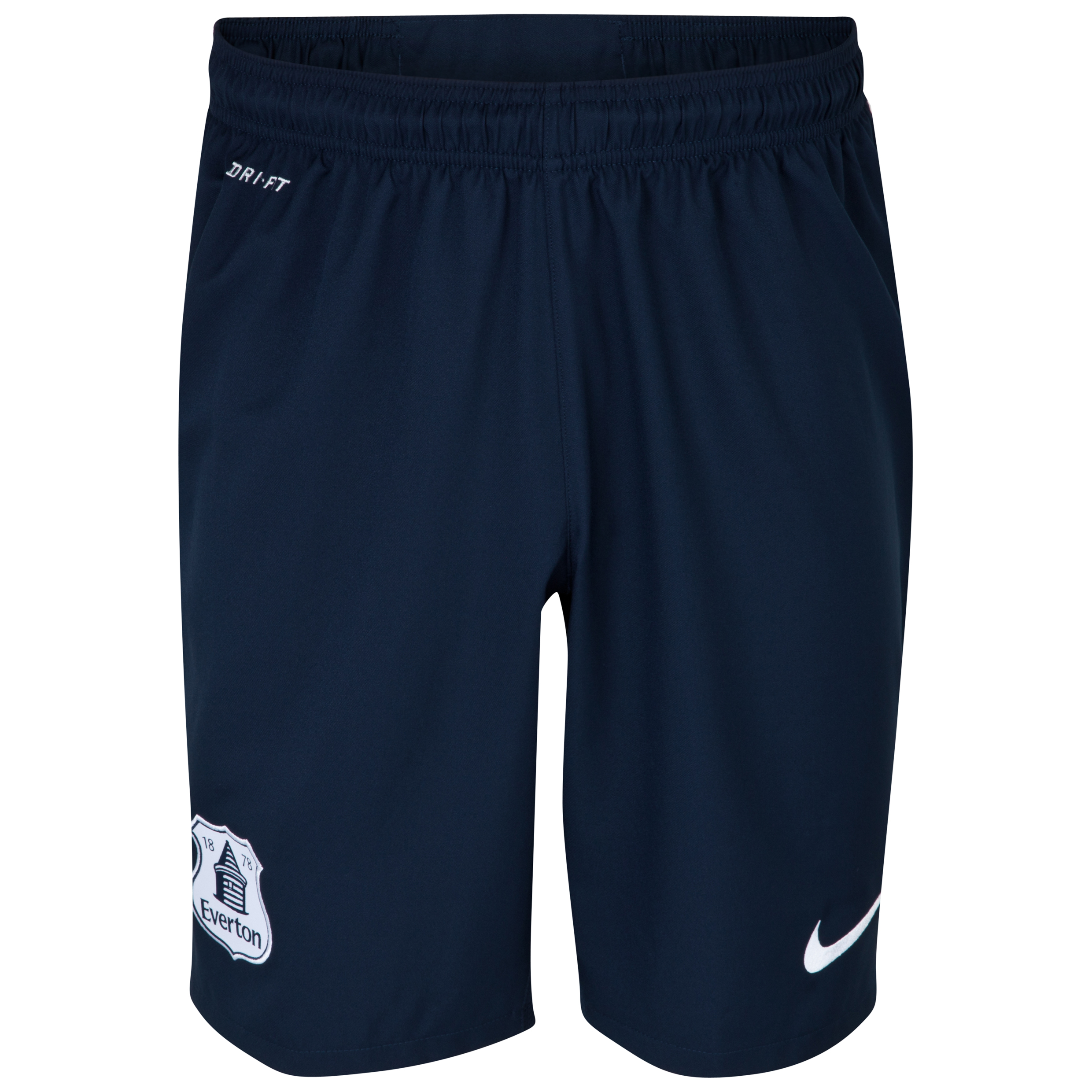 Everton 3rd Short 2013/14 - Junior Navy