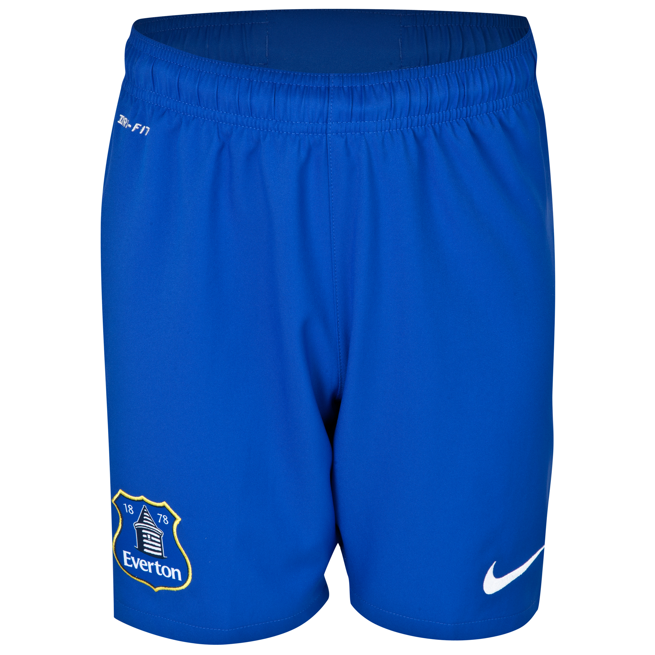 Everton Away Short 2013/14 - Junior Blue