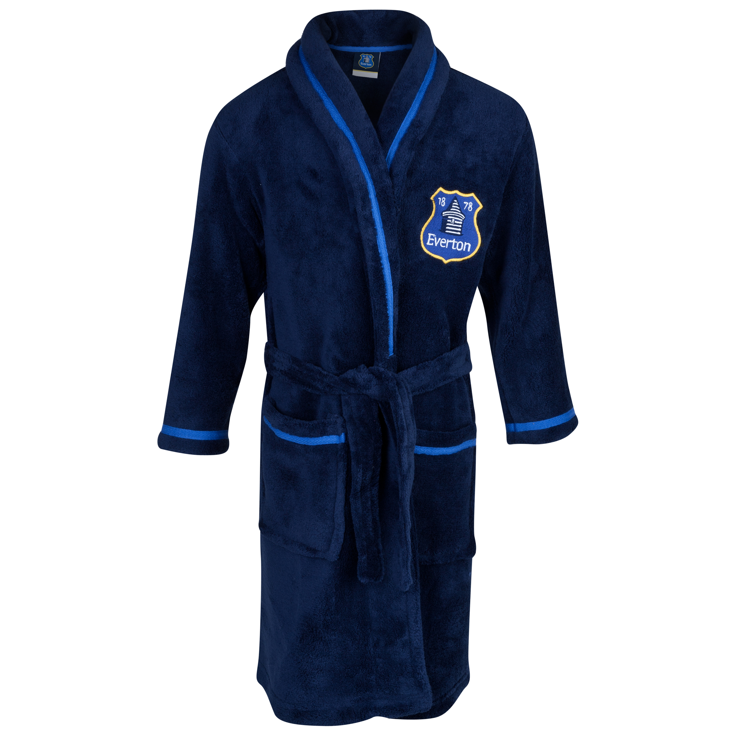 Everton Robe Boys Navy