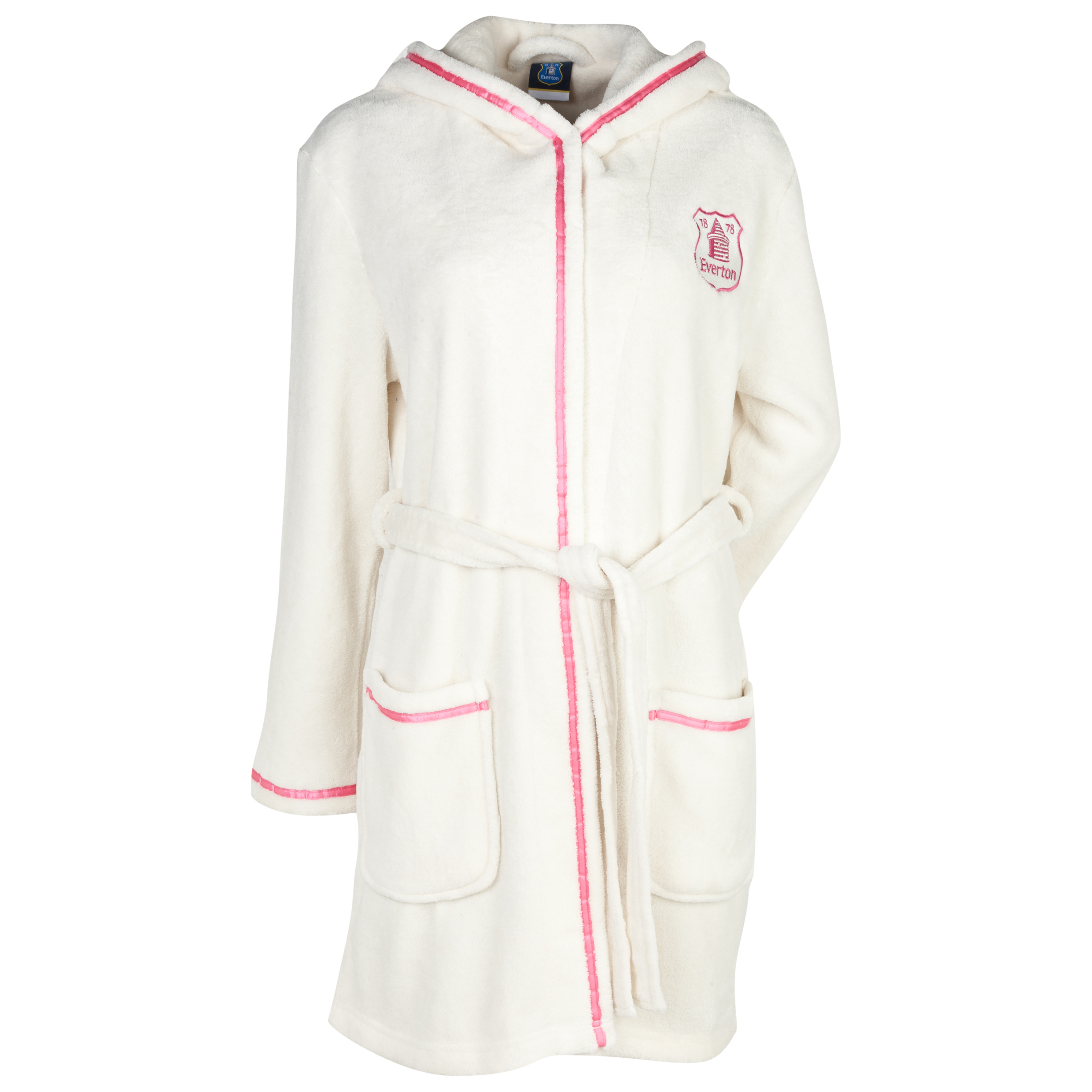 Everton Robe Womens Cream