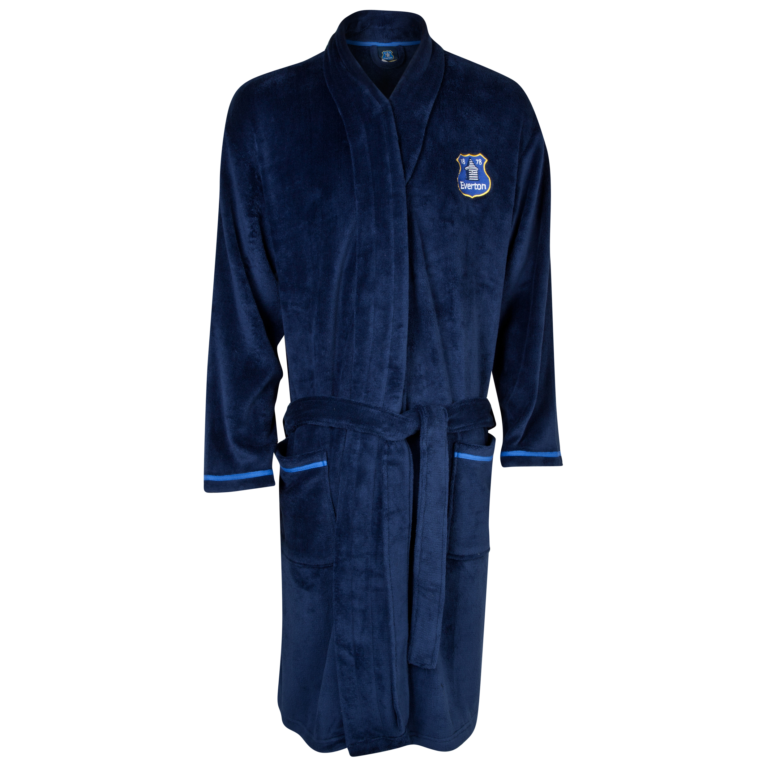 Everton Robe Mens Navy