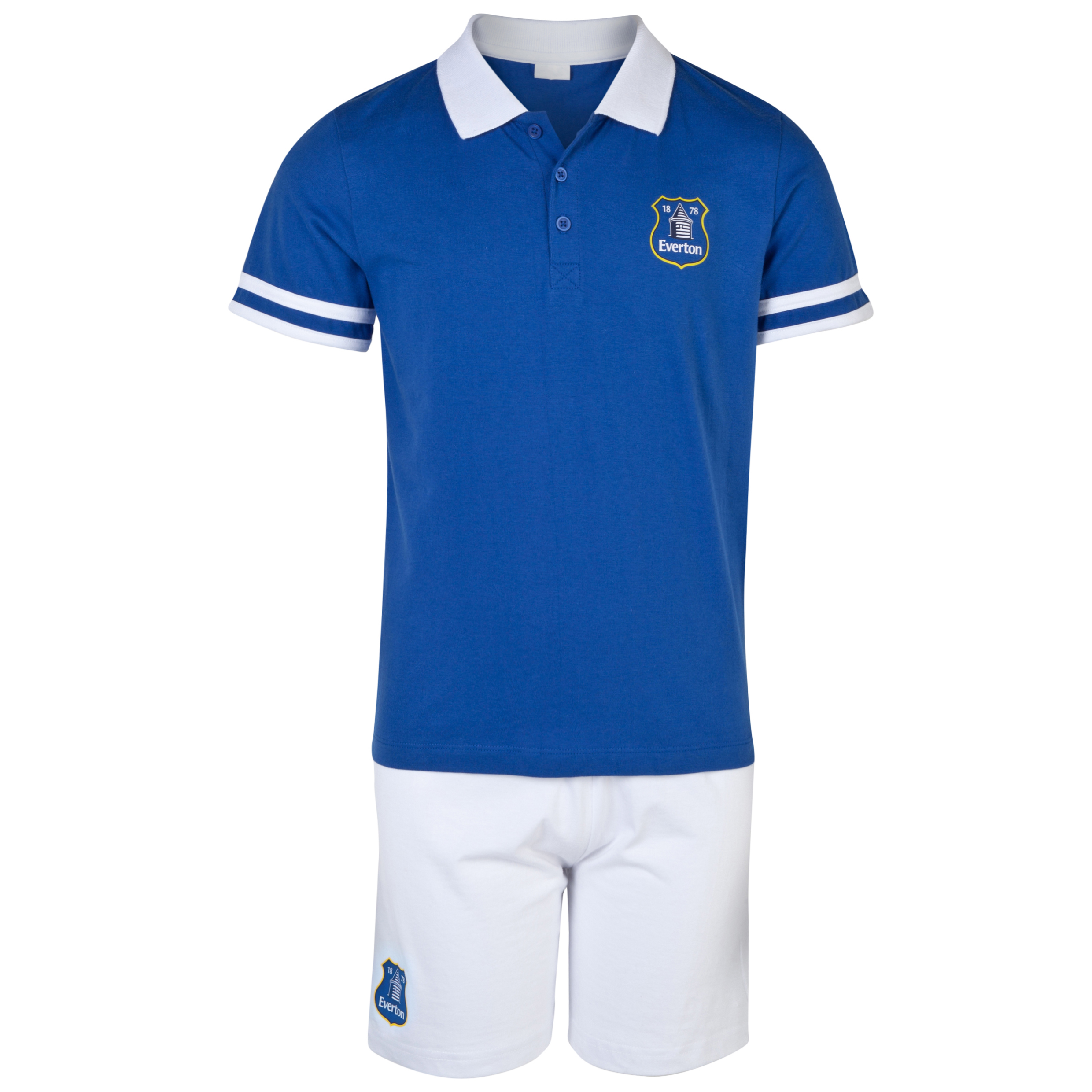 Everton 13/14 Kit Pyjamas Boys Lt Blue