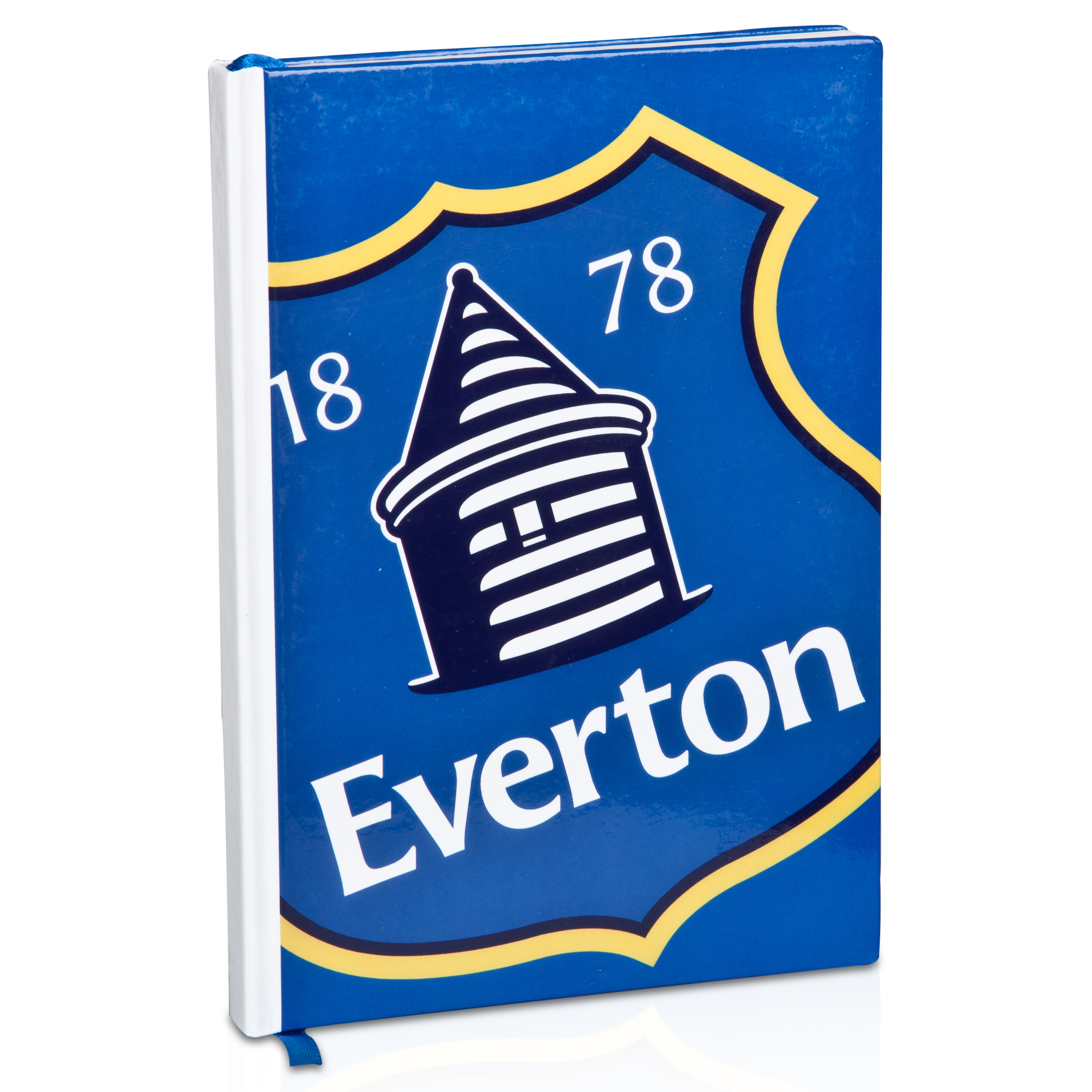 Everton A5 Hardback Notebook