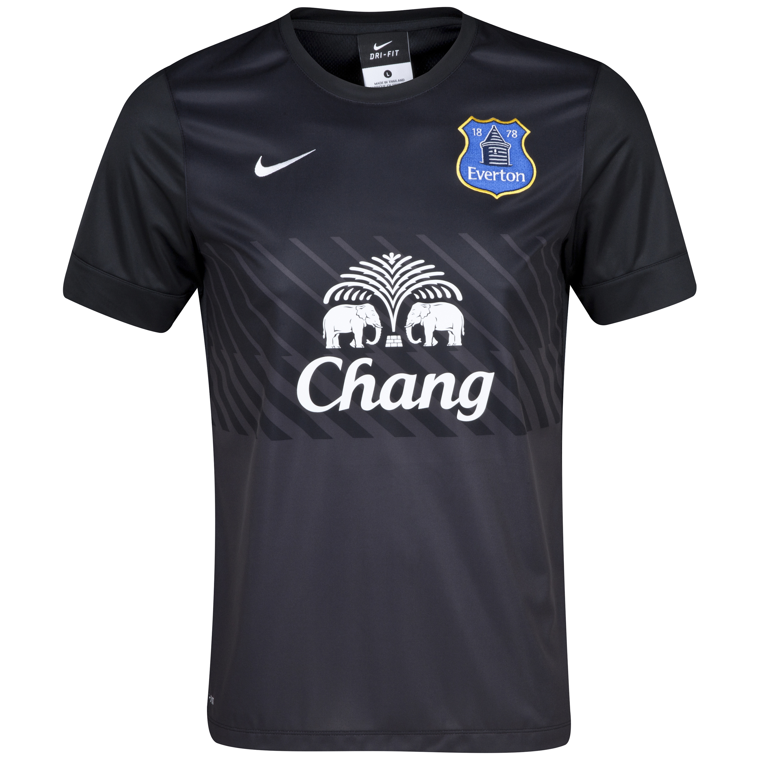 Everton Training T-Shirt Blue
