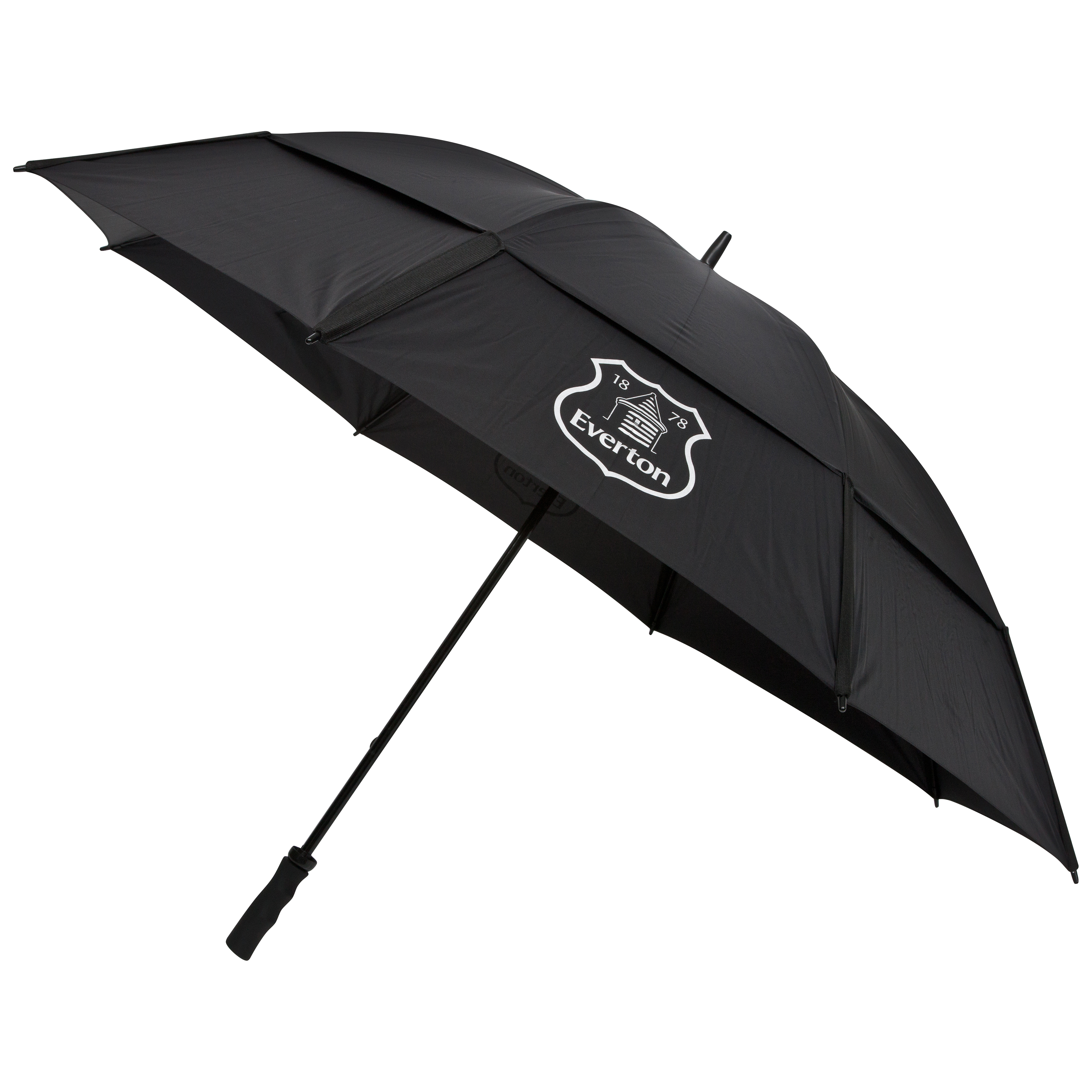 Everton Executive Double Canopy Windproof Golf Umbrella