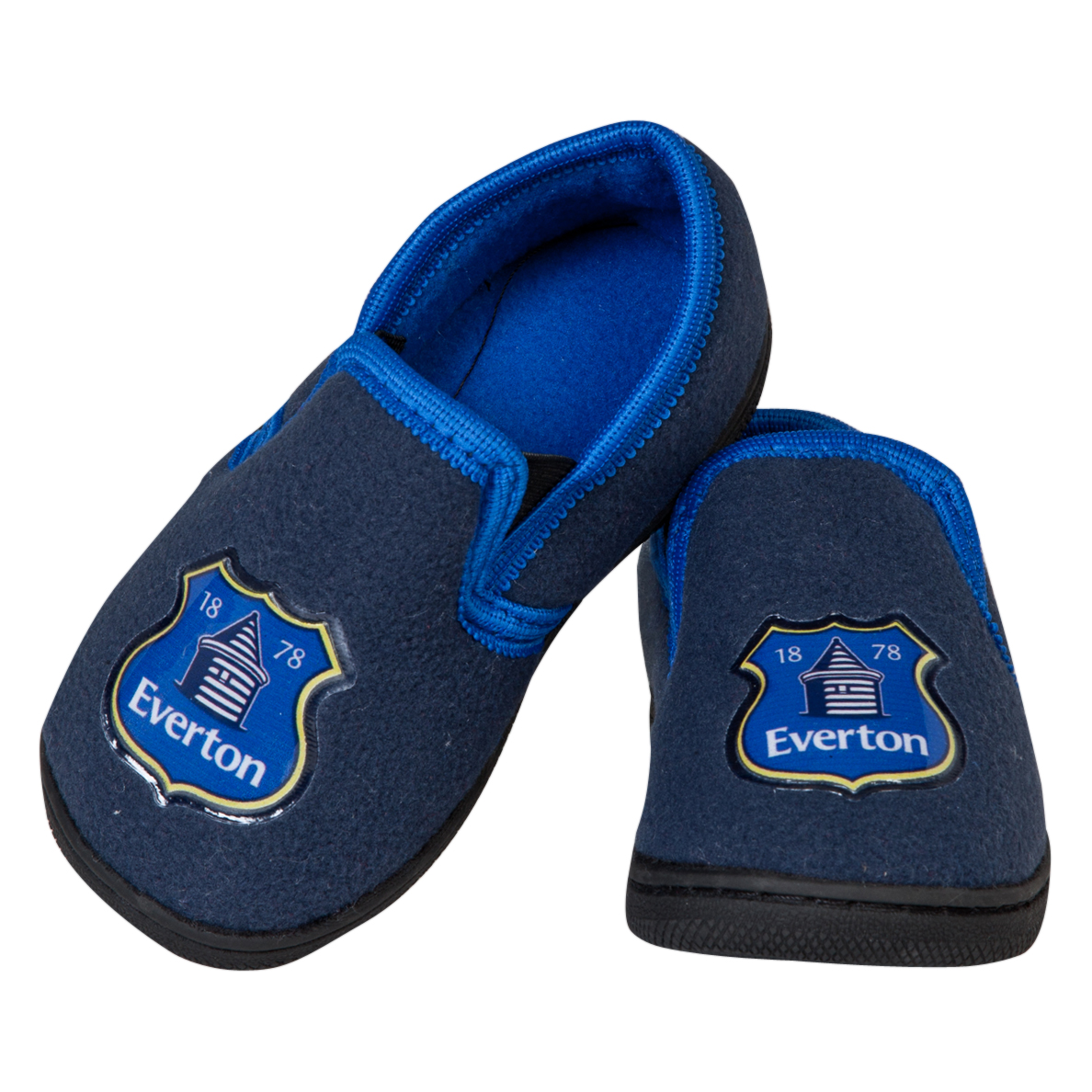 Everton Joshua Slippers Infant Boys Navy