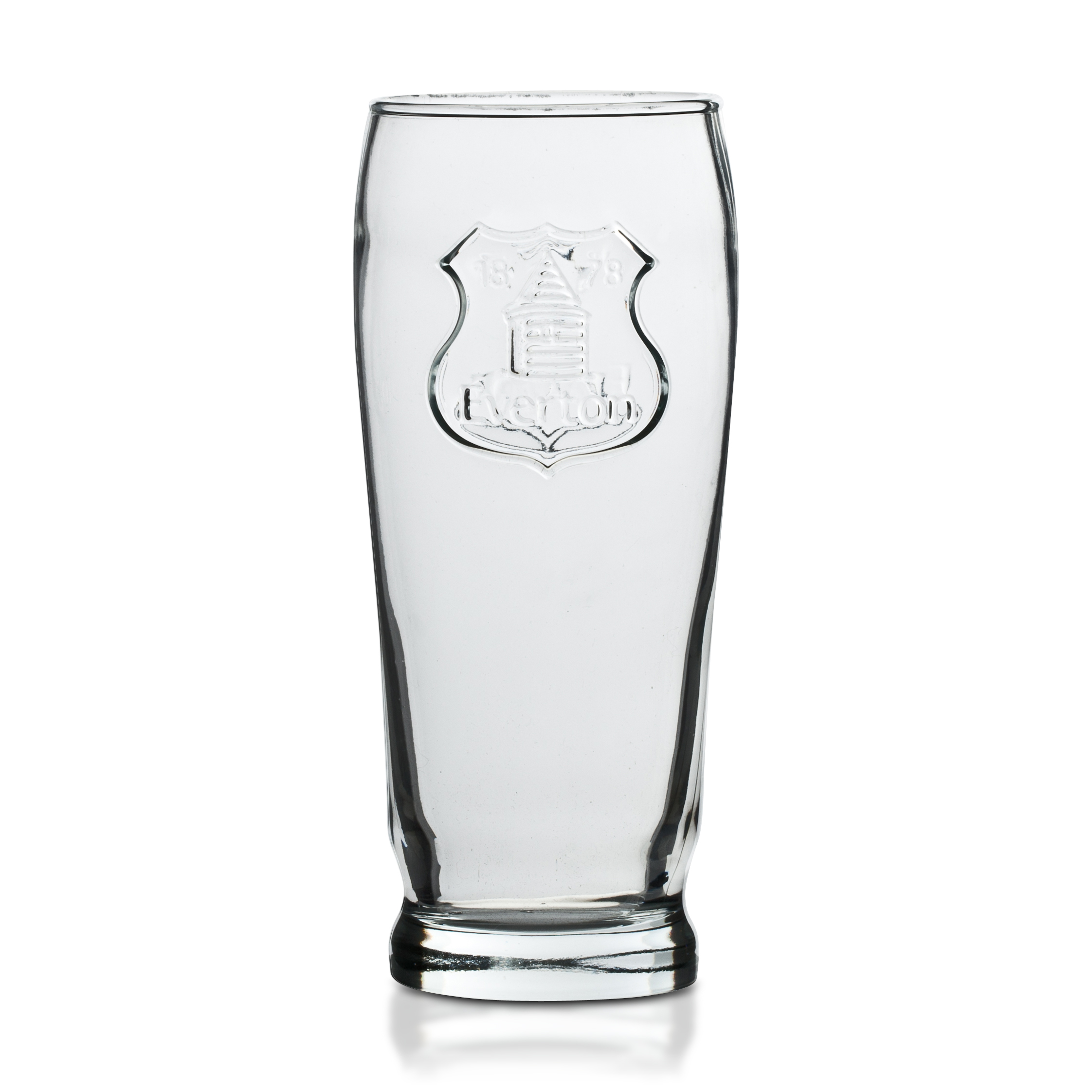 Everton Prestige Crest Pint Glass