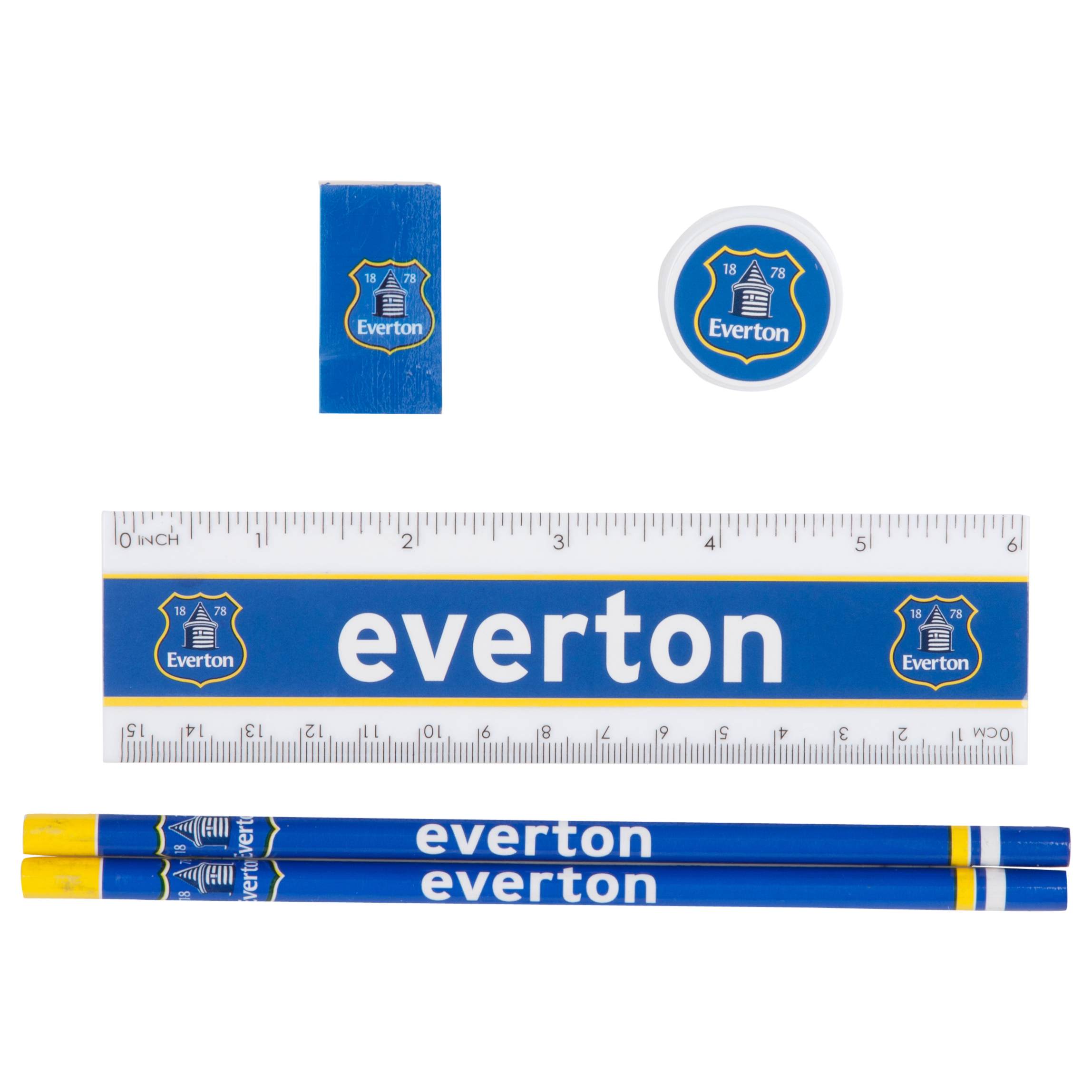 Everton Core Stationery Set