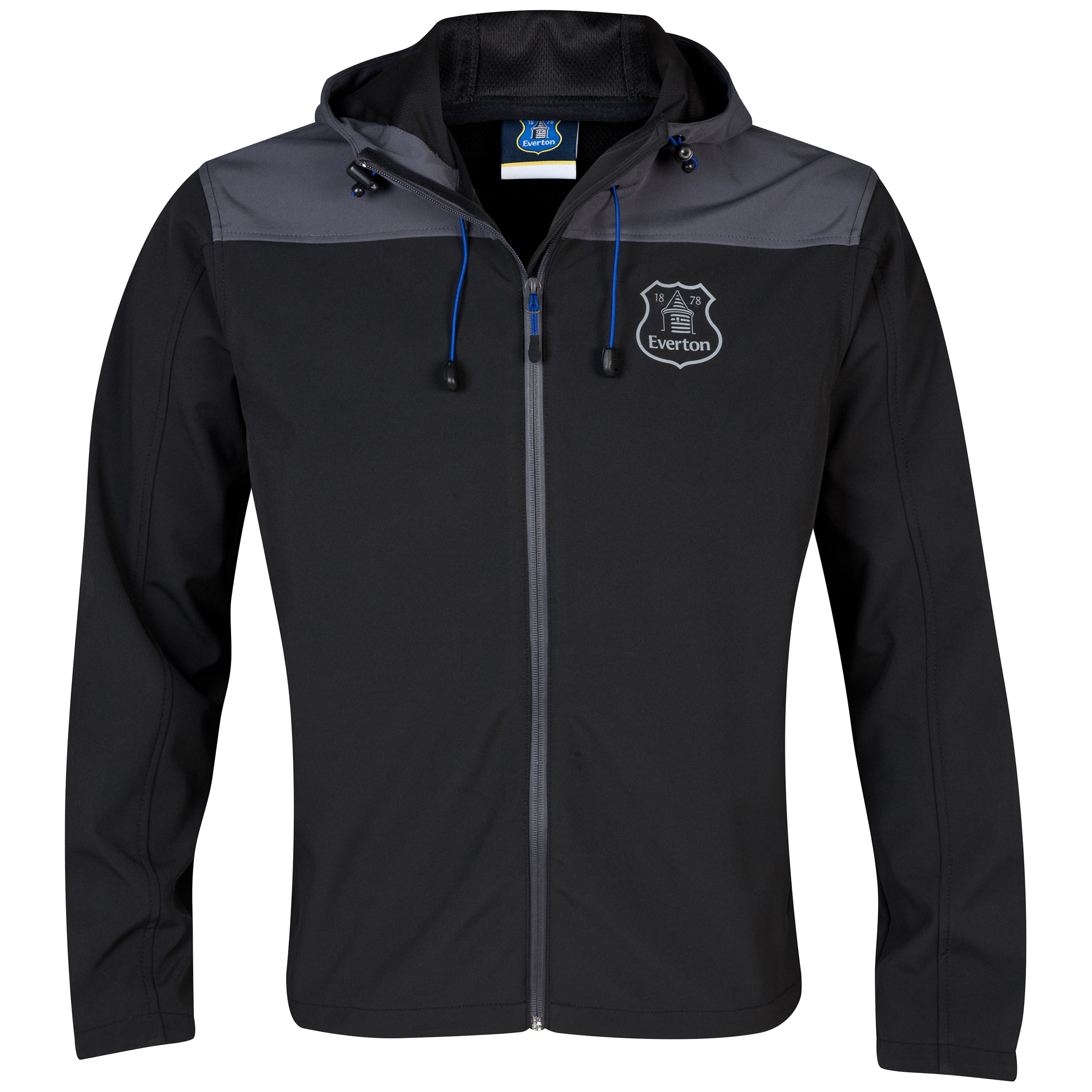 Everton Performance Surge Jacket - Mens Black