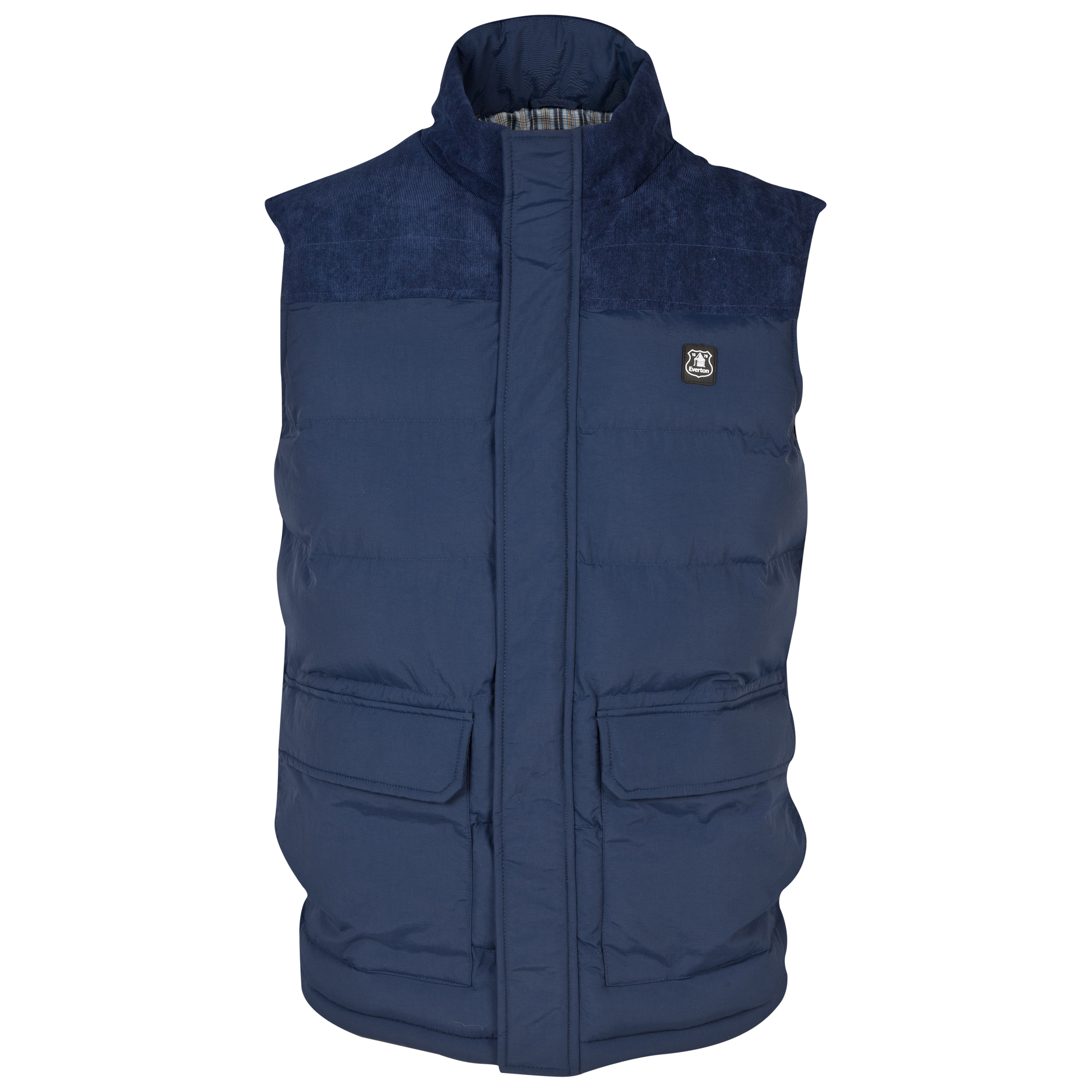Everton Fargo Gilet - Mens Navy