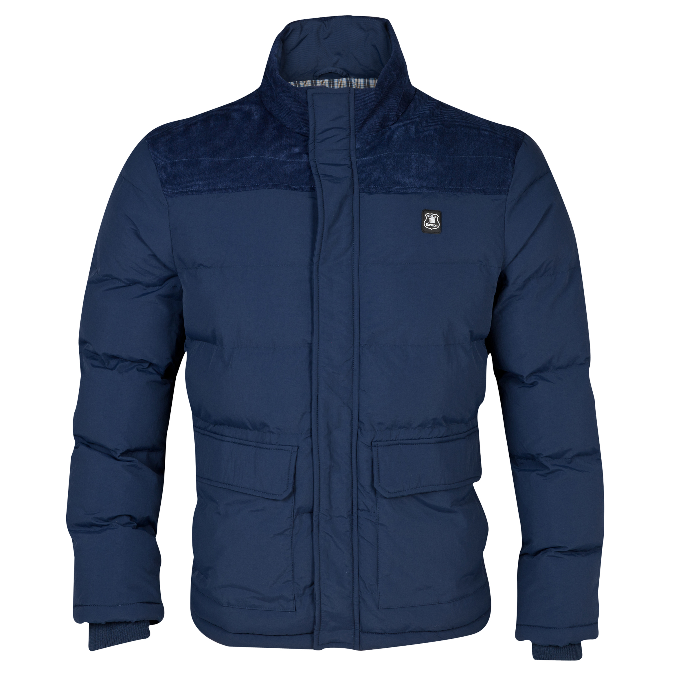 Everton Minot Jacket - Mens Navy
