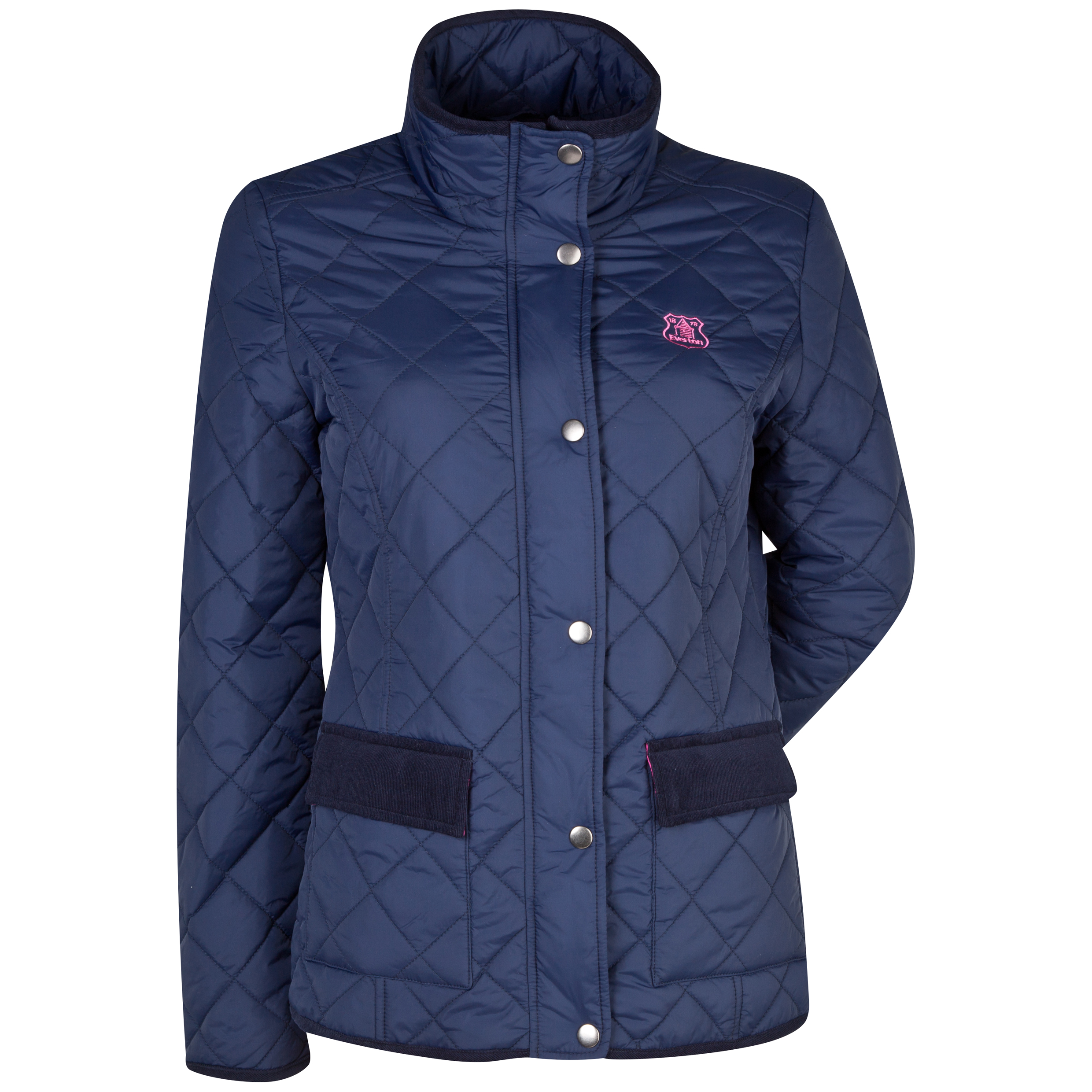 Everton Erin Jacket - Womens Navy
