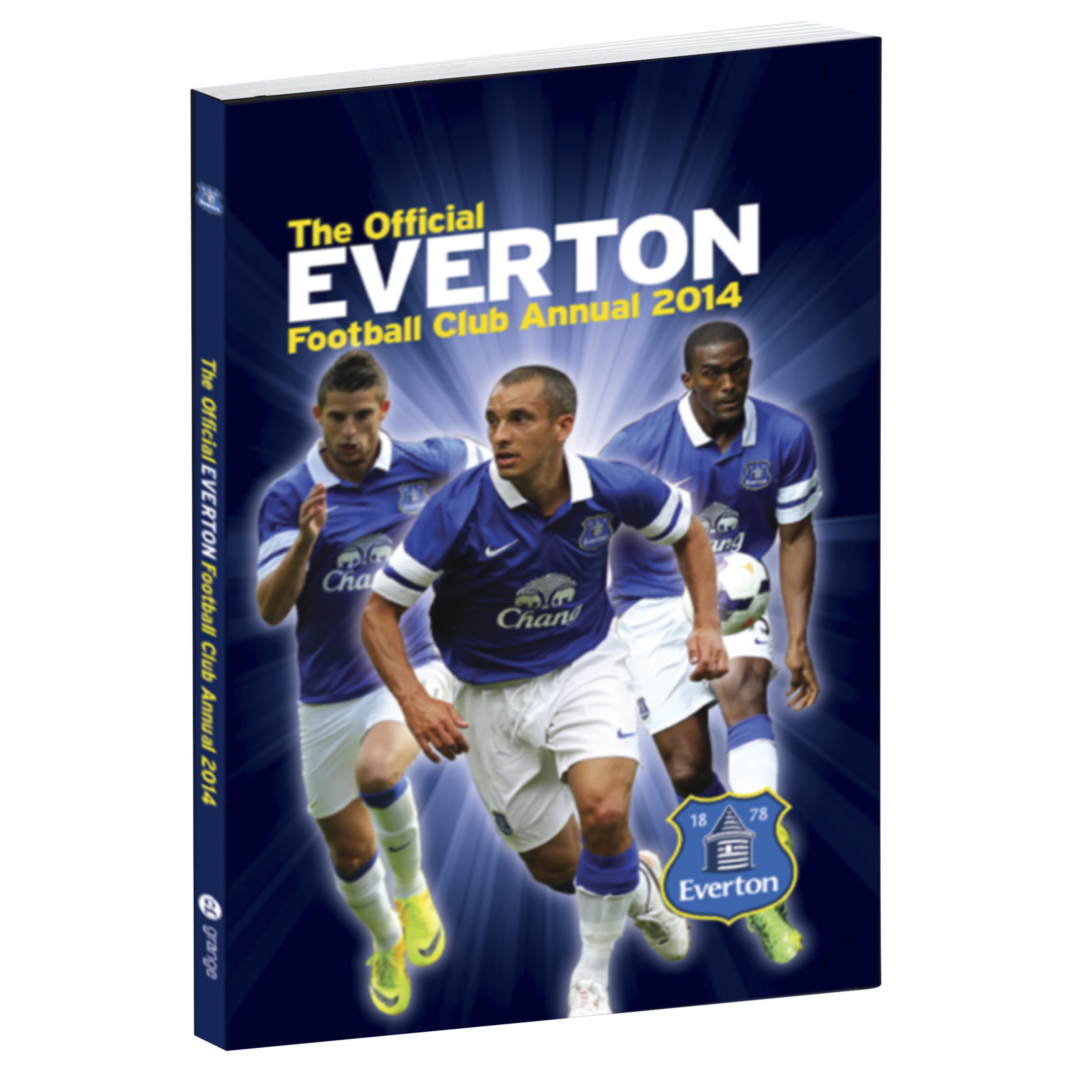 Everton Annual 2014