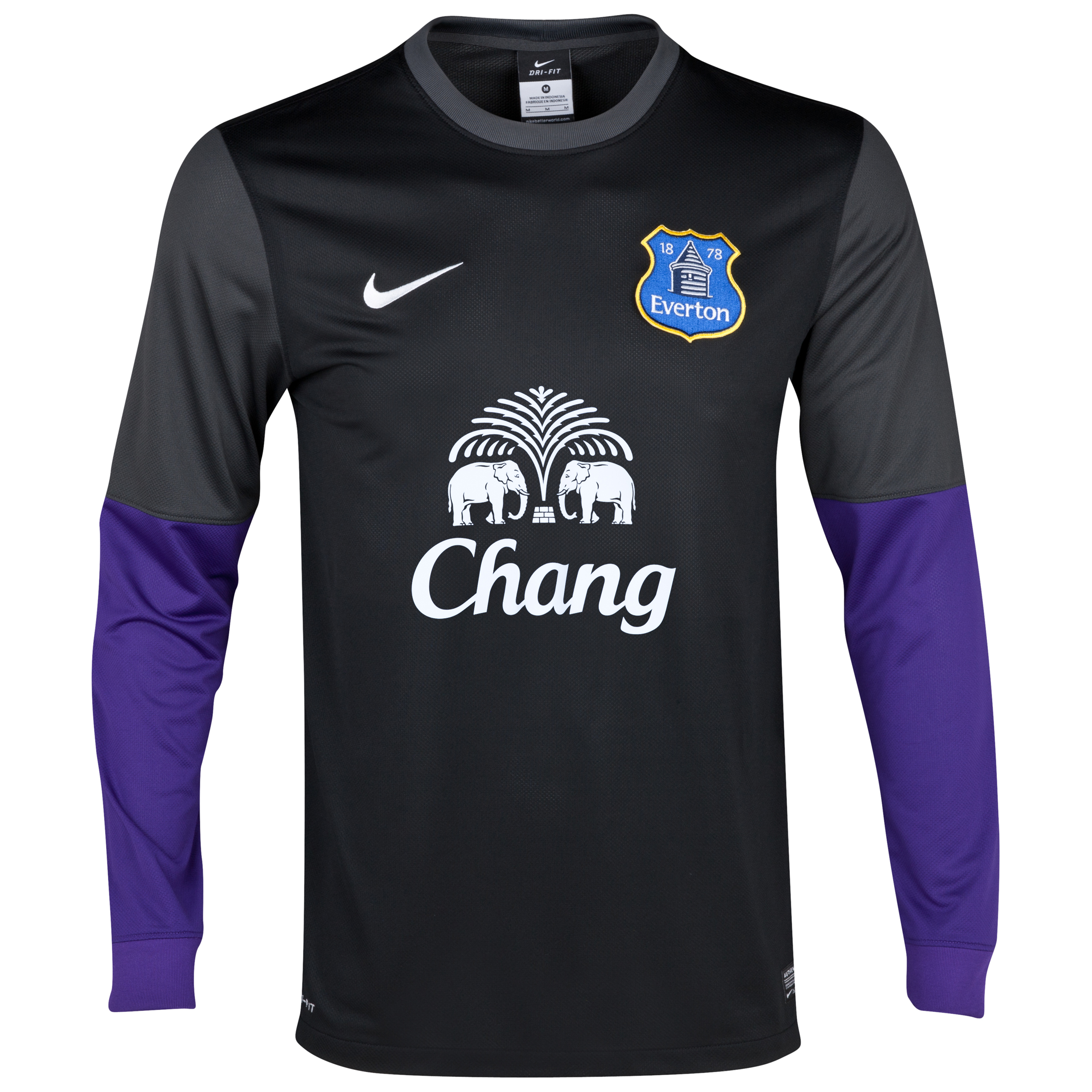 Everton Home Goalkeeper Shirt 2013/14