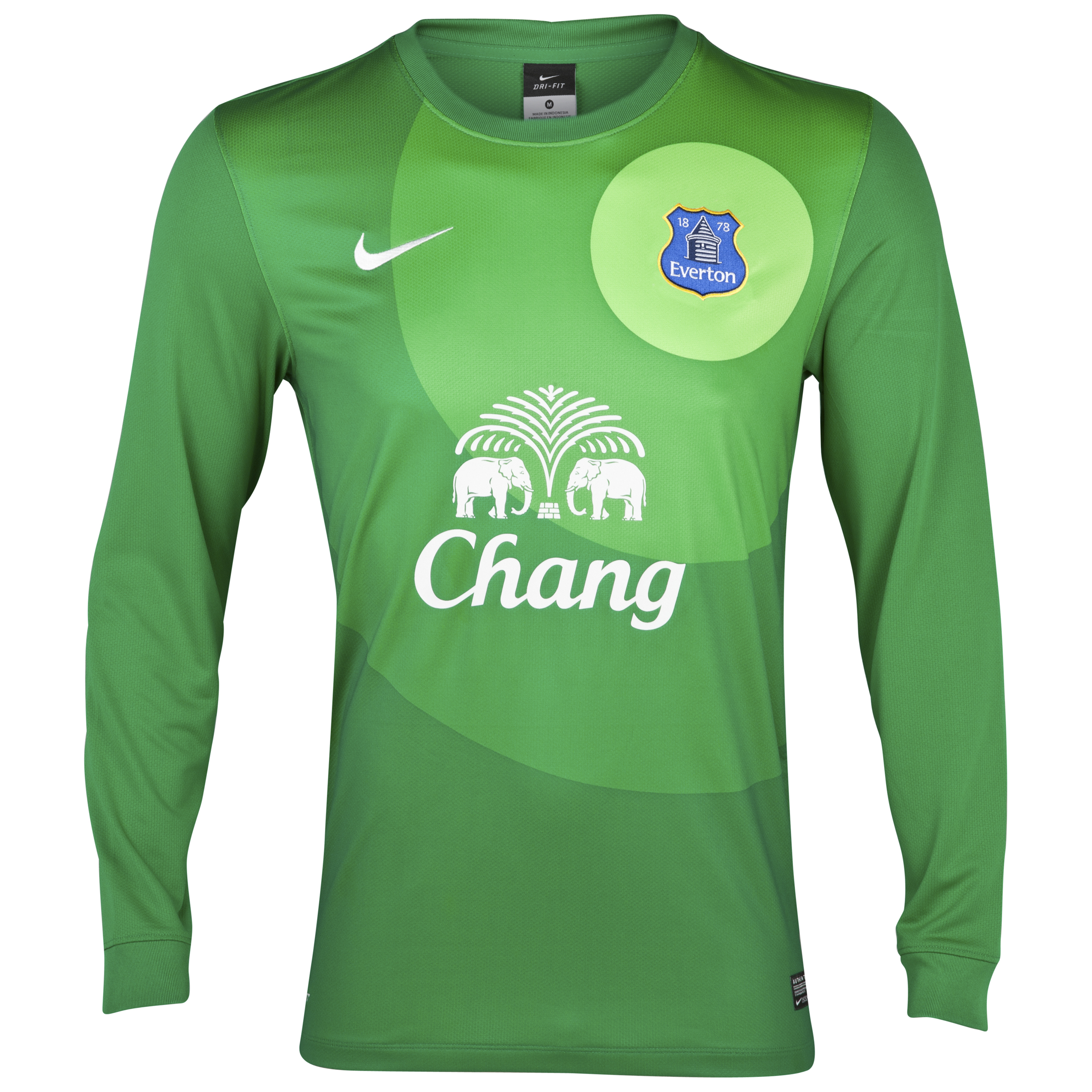 Everton Away Goalkeeper Shirt 2013/14
