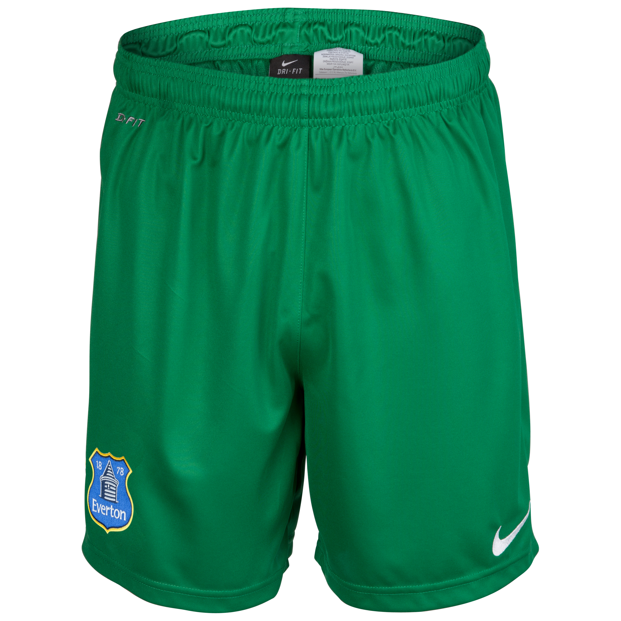 Everton Away Goalkeeper Short 2013/14