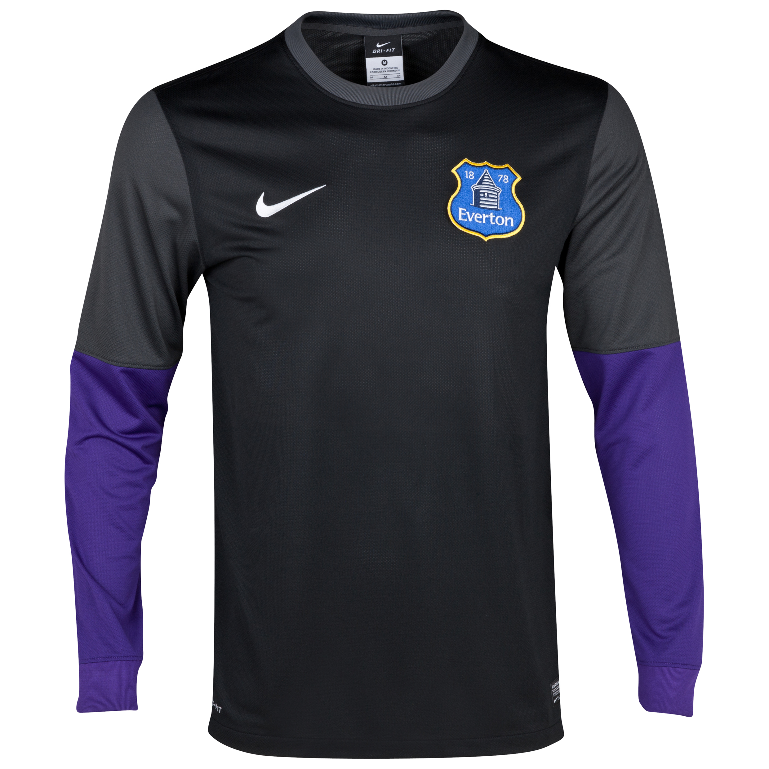 Everton Home Goalkeeper Shirt 2013/14 - Junior