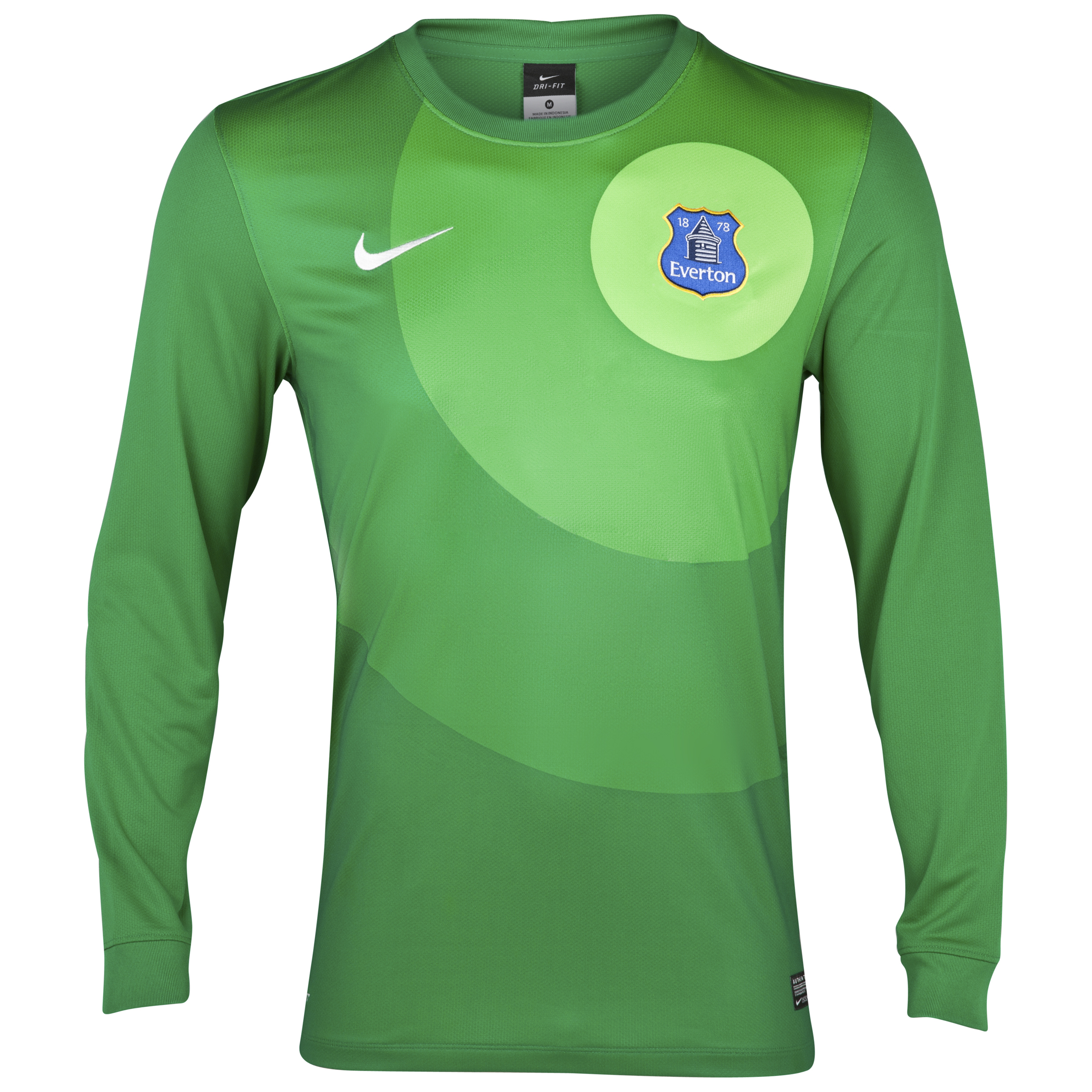 Everton Away Goalkeeper Shirt 2013/14 - Junior