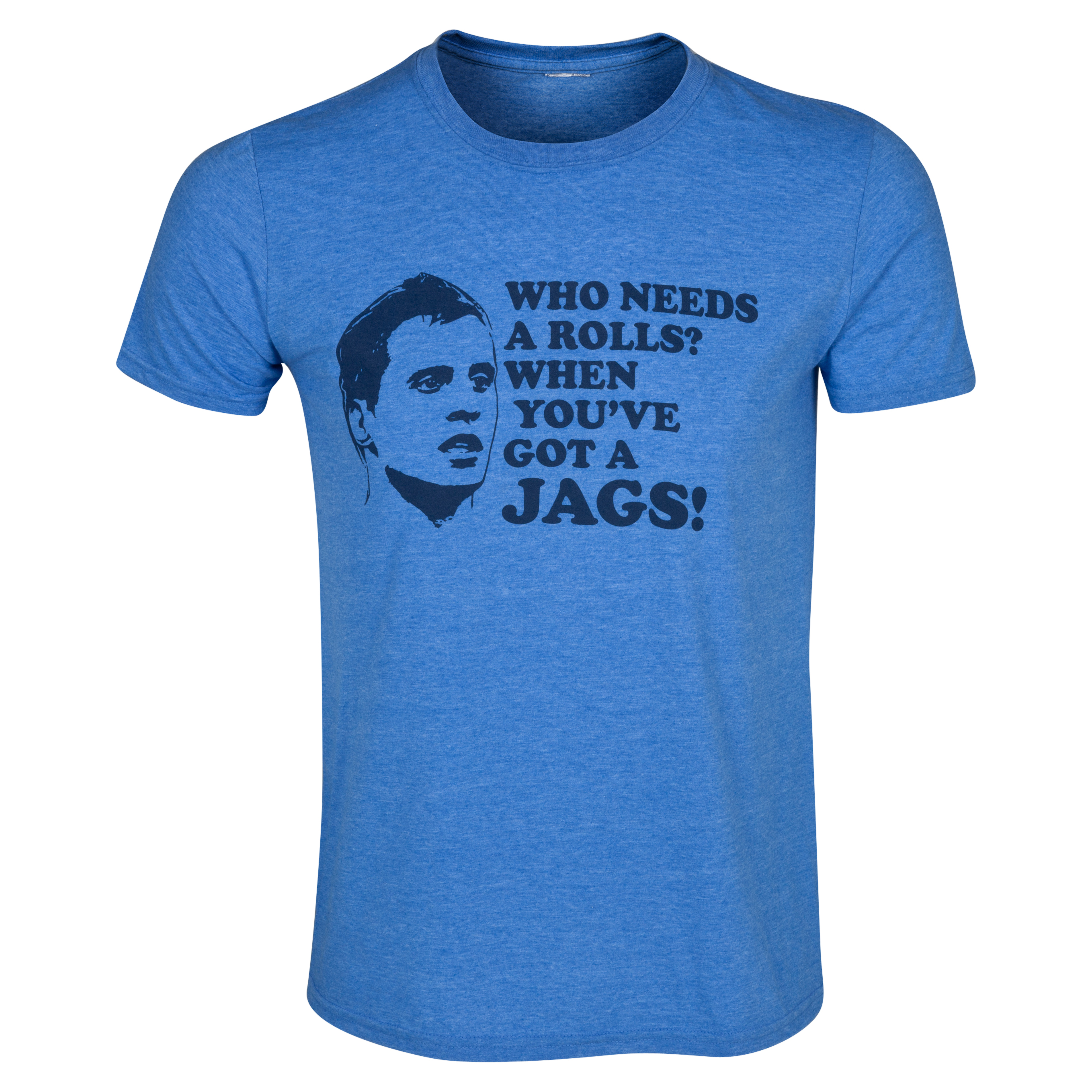 Everton 2 for 20 Jags T-Shirt - Mens Blue