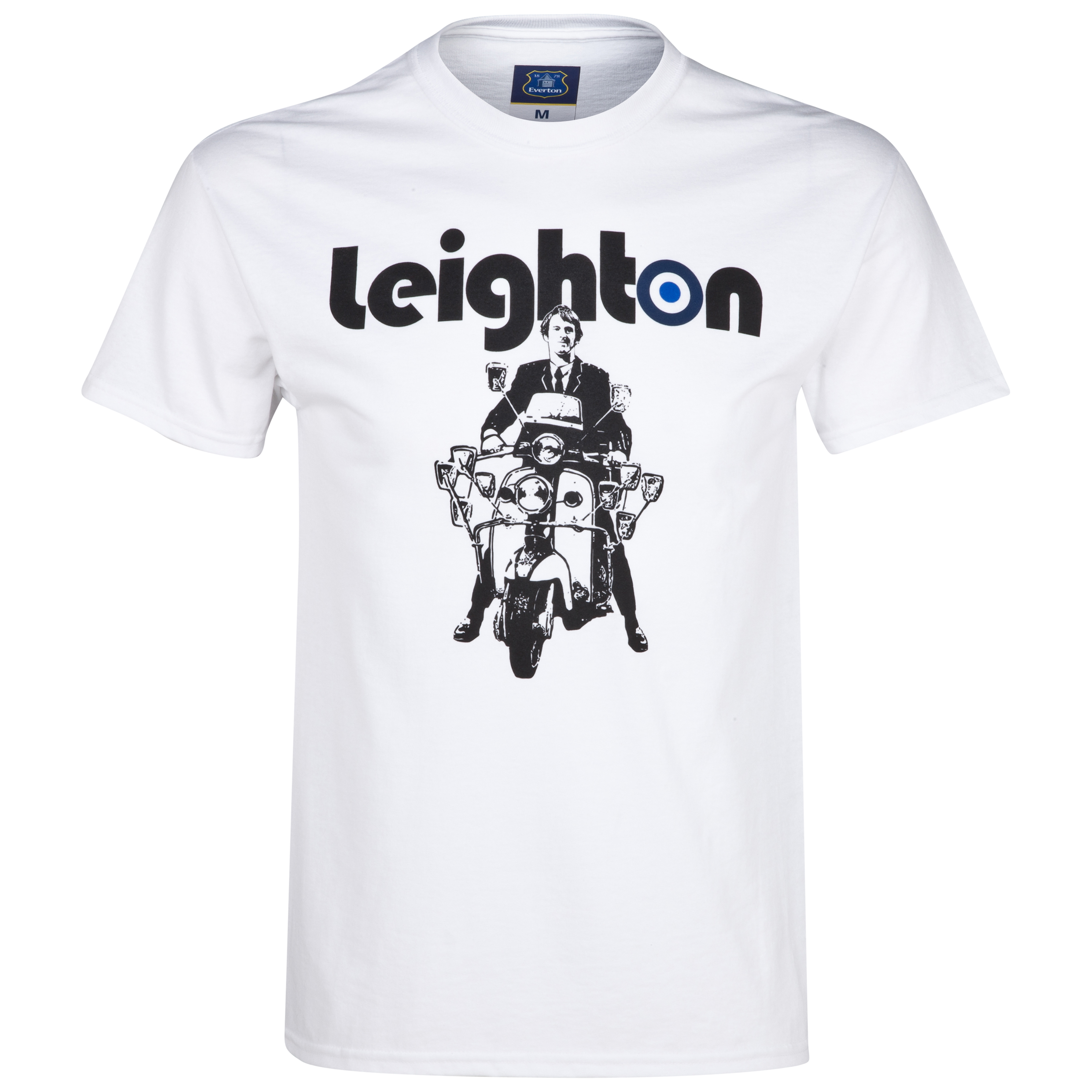 Everton 2for20 MOD Leighton T-Shirt - Mens White