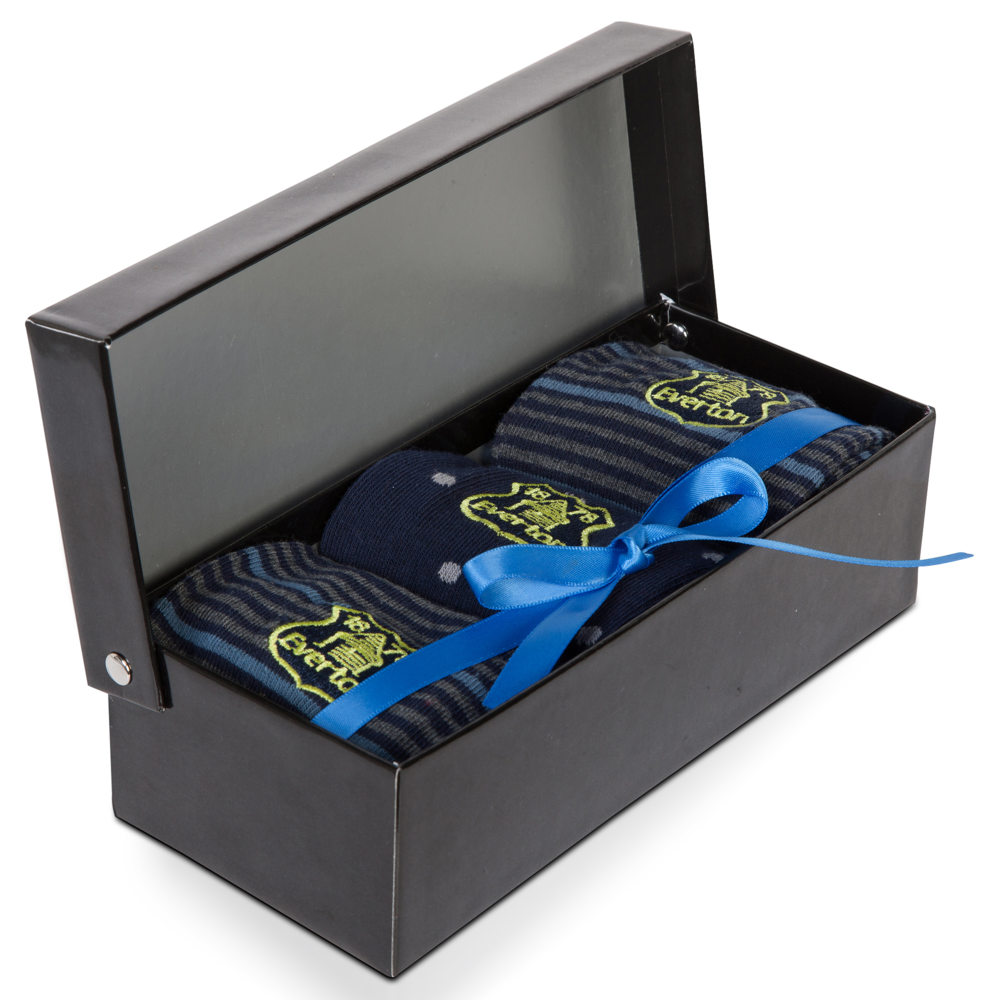 Everton Sock Box Set - Mens Navy