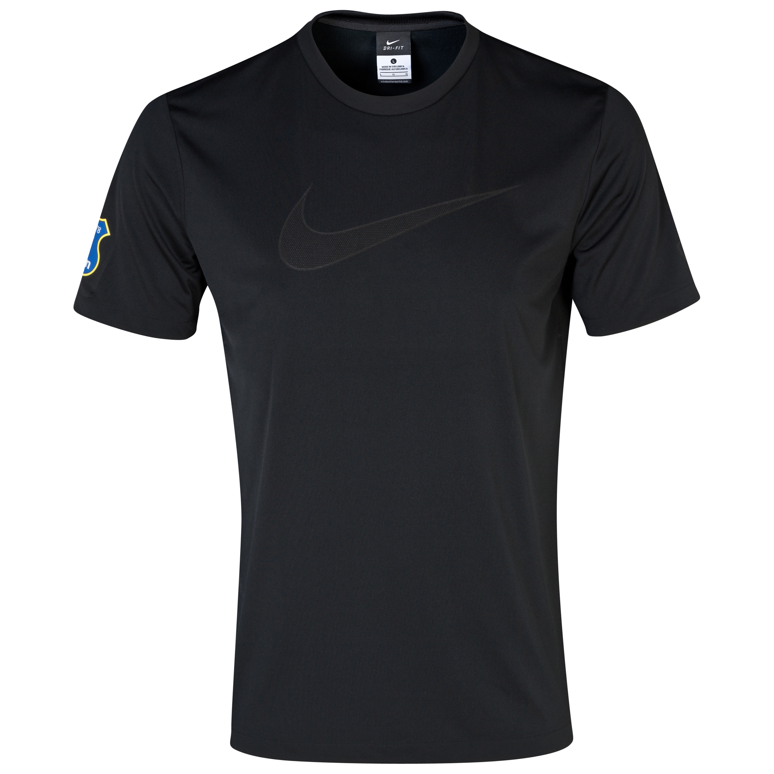 Everton Leisure T-Shirt Black