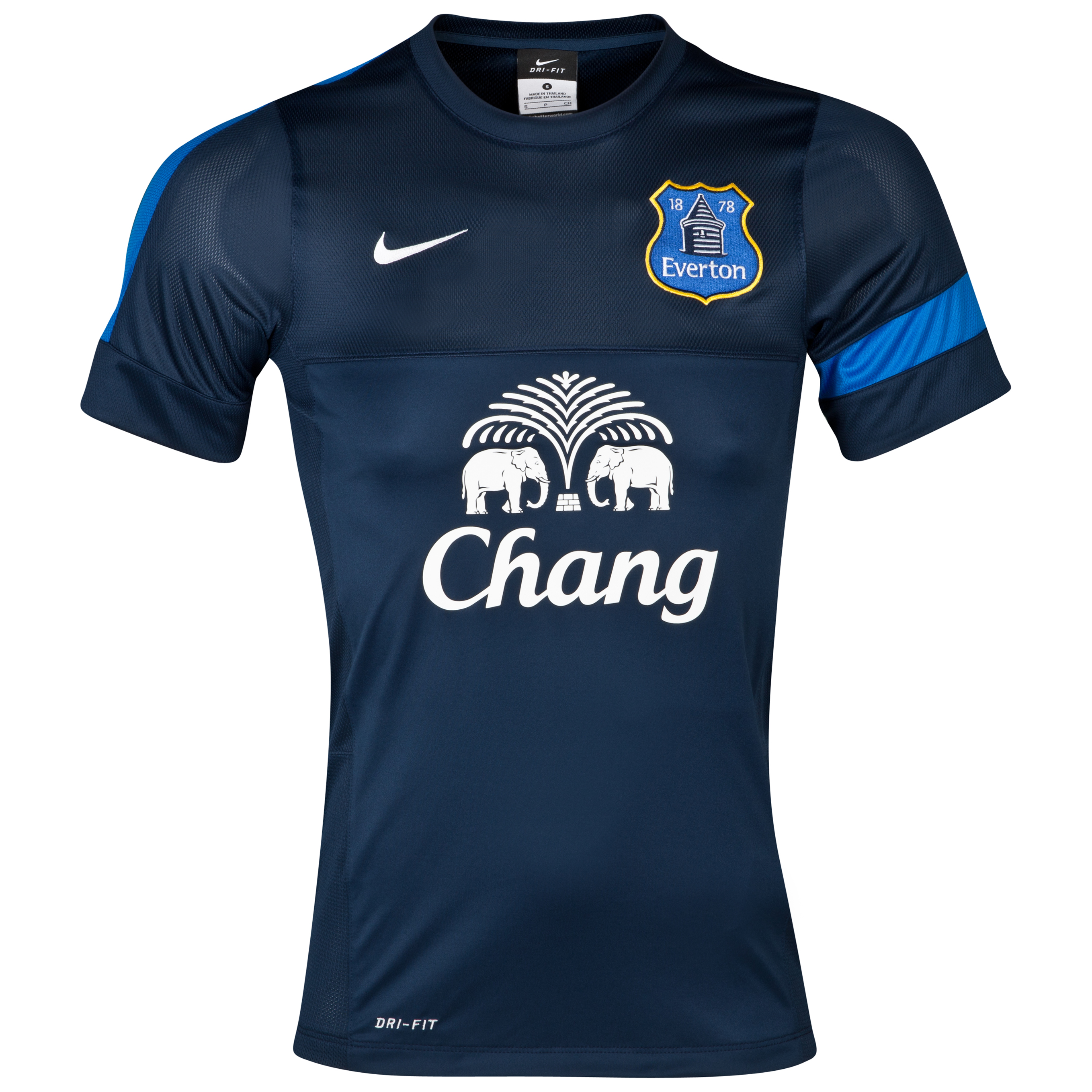 Everton Training T-Shirt Navy
