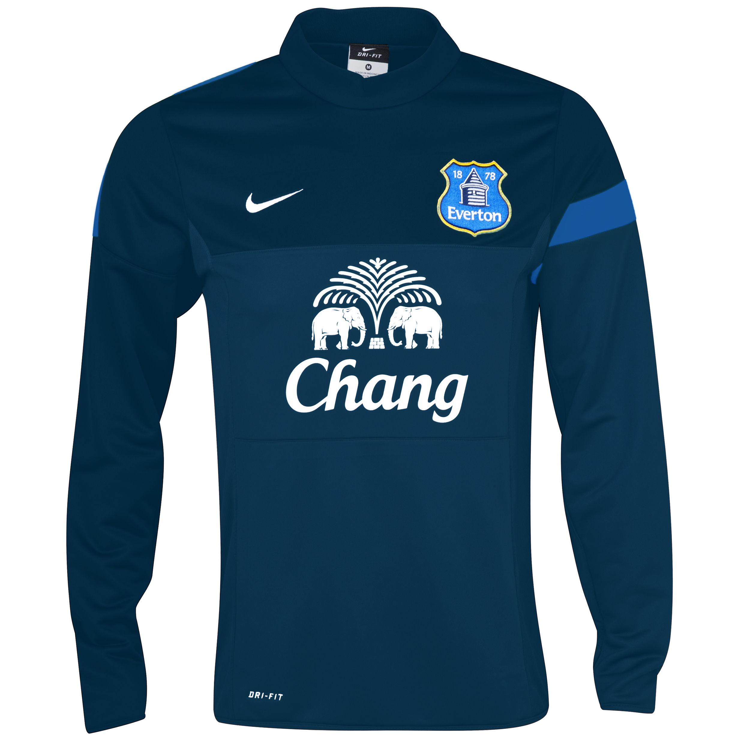 Everton Midlayer Top Navy