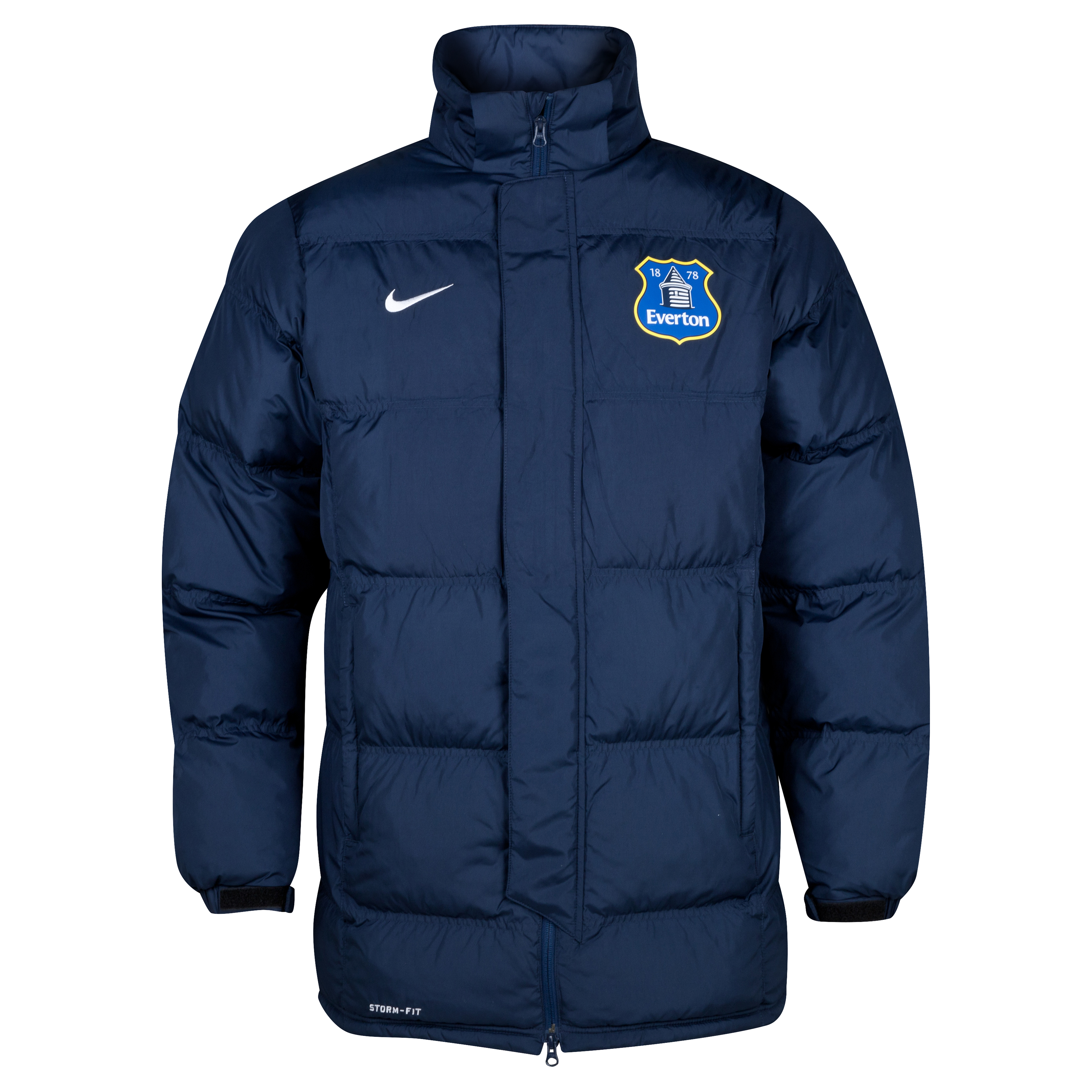 Everton Padded Jacket Navy