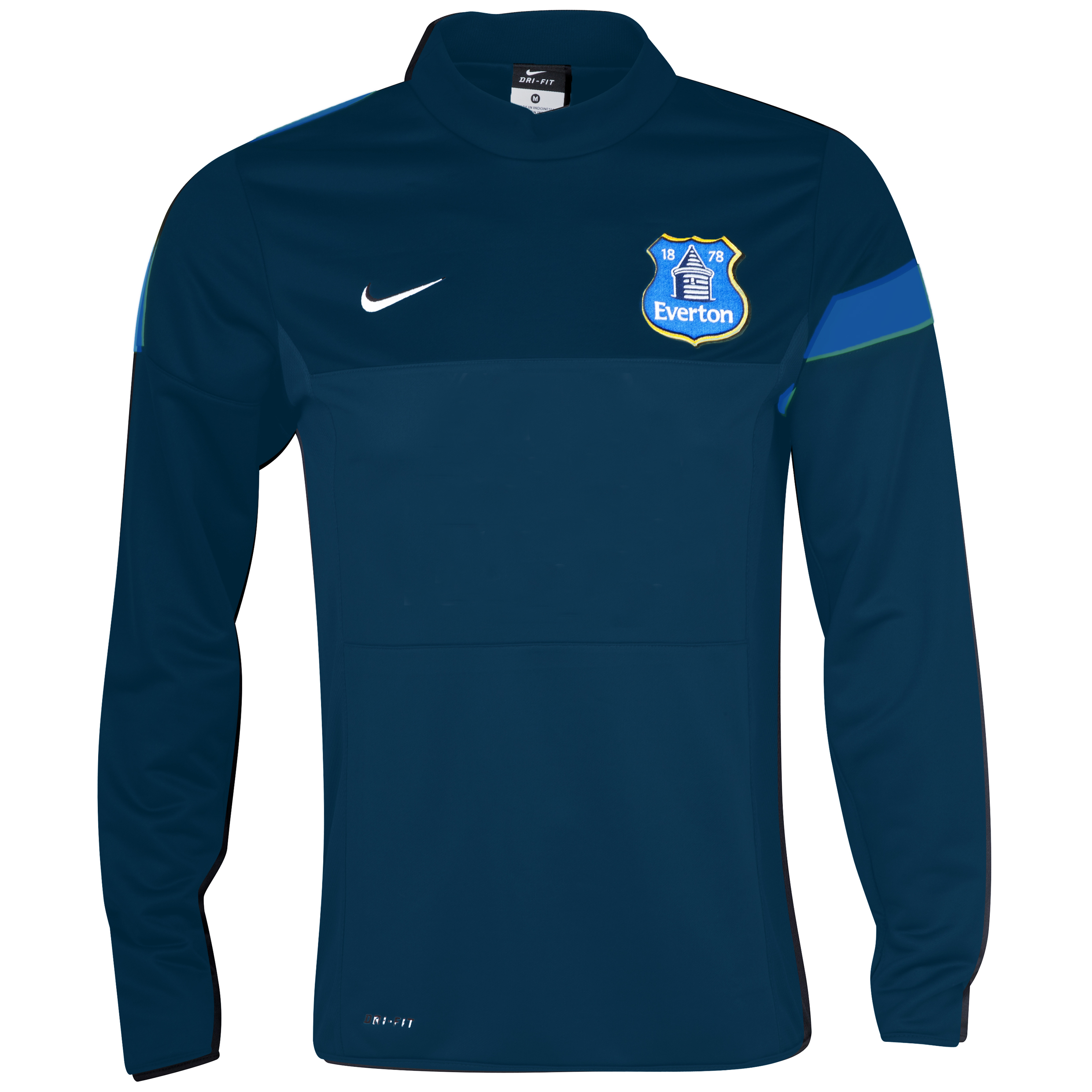 Everton Midlayer Top - Junior Navy