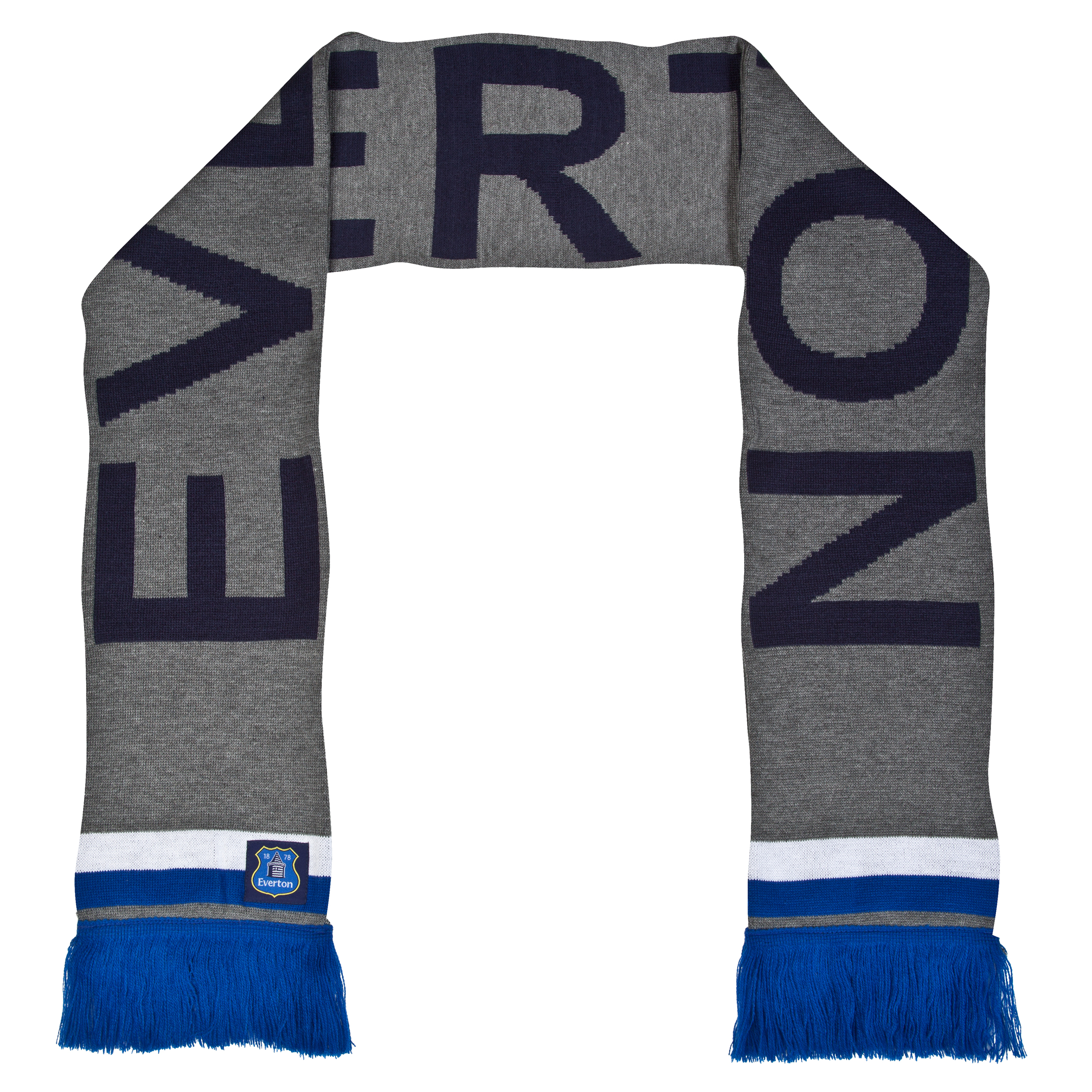 Everton Metric Scarf Multi