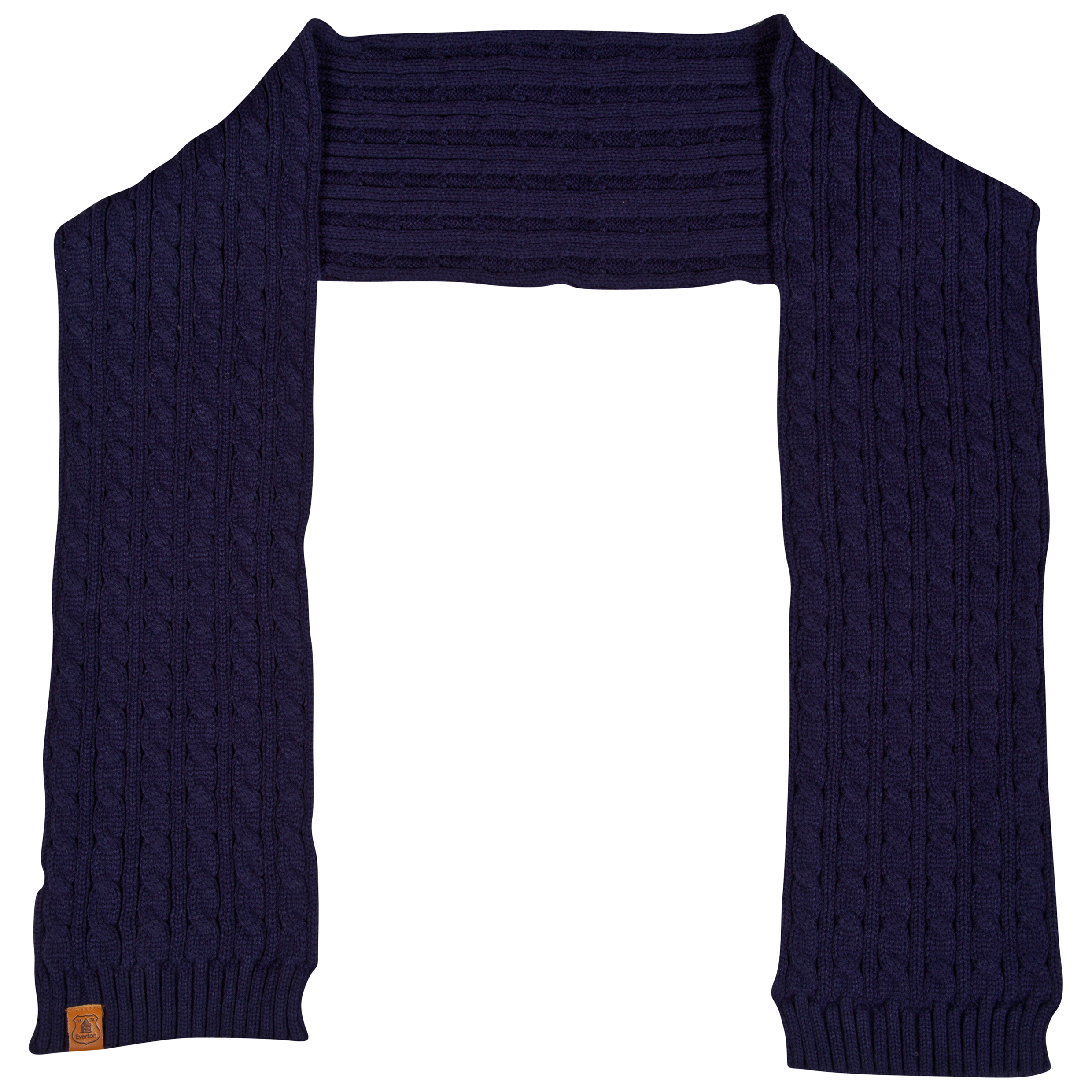 Everton Jumper Scarf Multi