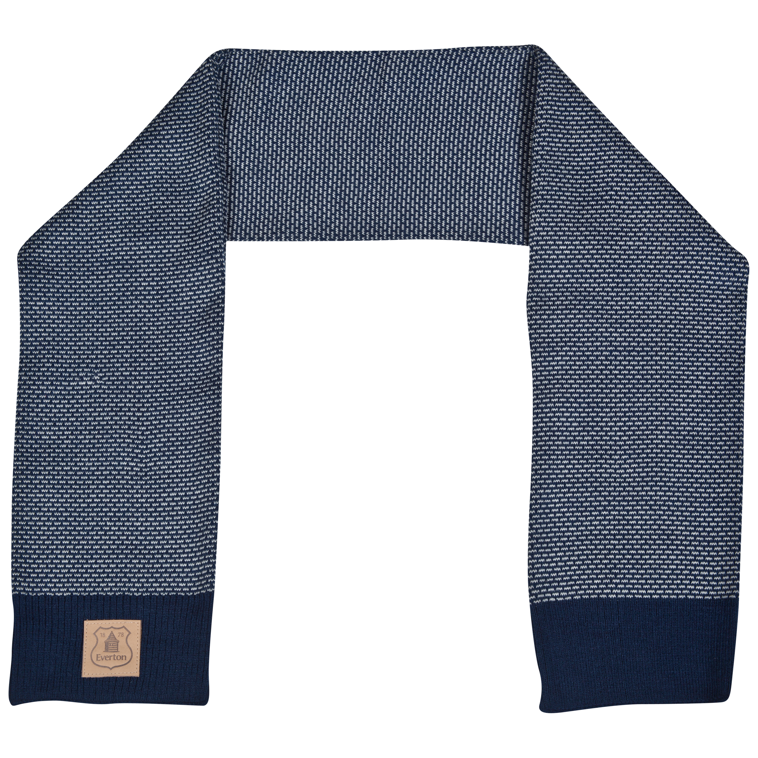 Everton Hyphen Scarf Multi