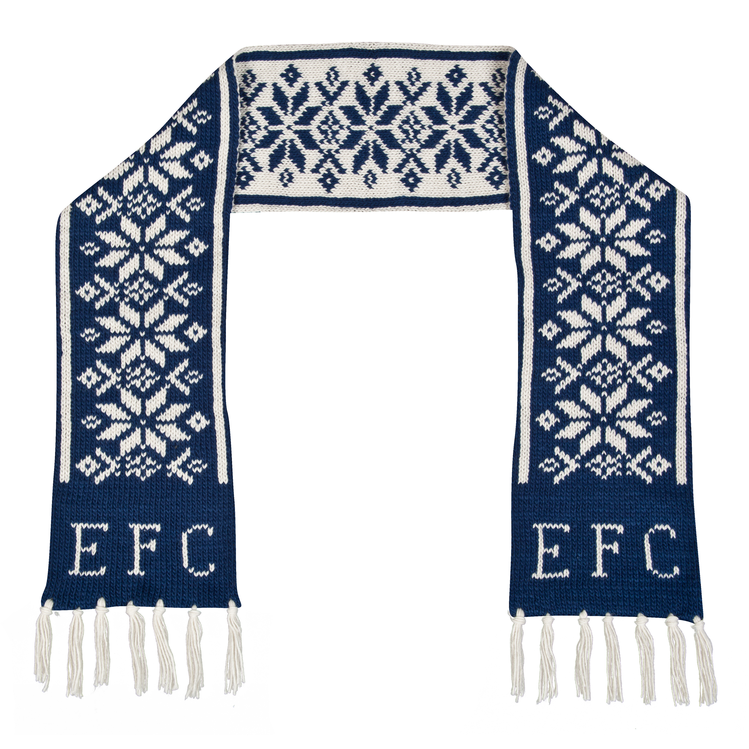 Everton Blues Scarf Multi