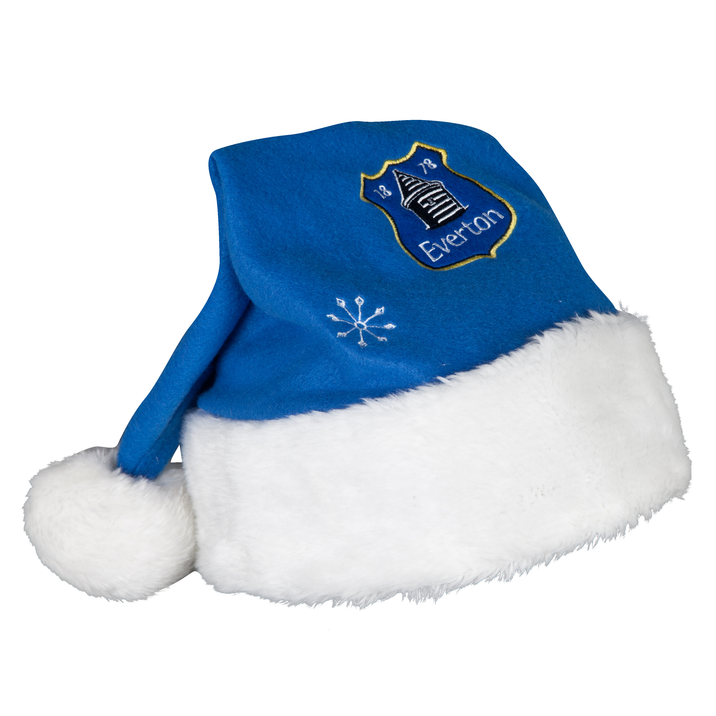 Everton Santa Hat
